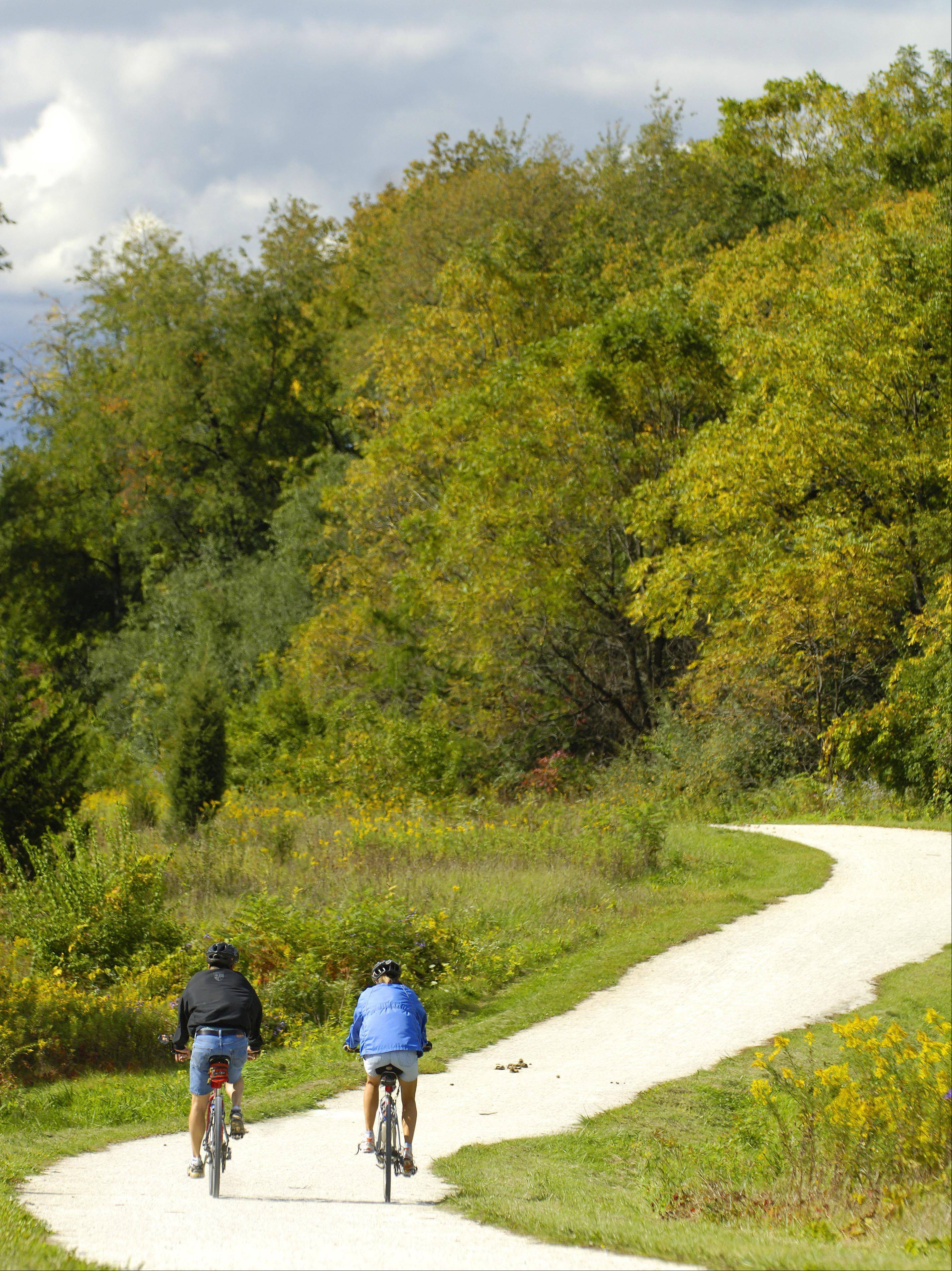 The DuPage County Forest Preserve District is planning to seek feedback about how residents use the forest preserves before updating its master plan.