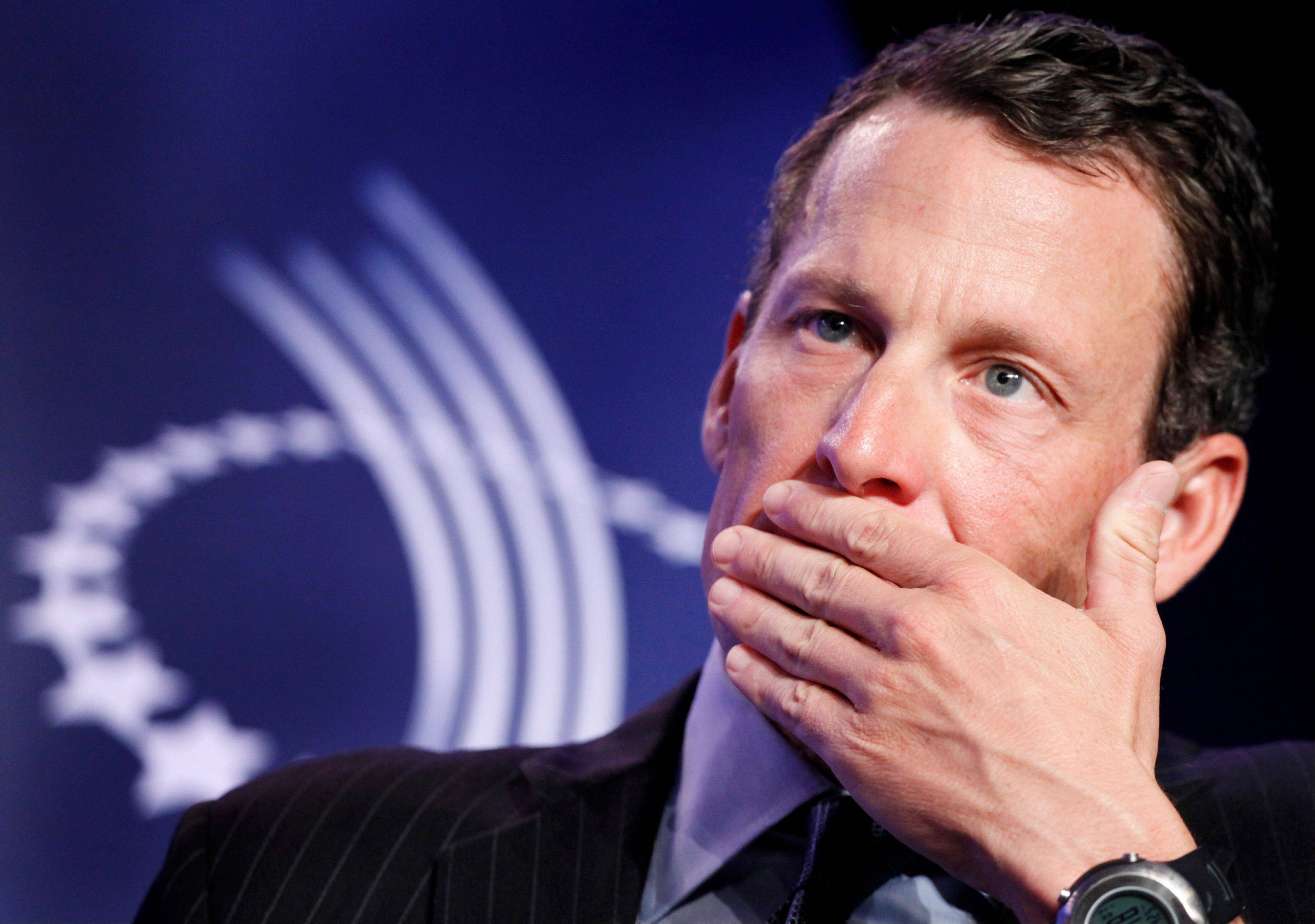 Lance Armstrong is facing a Wednesday deadline to decide whether he will meet with U.S. Anti-Doping Agency officials and talk with them under oath about what he knows about performance-enhancing drug use in cycling. The agency has said Armstrong's cooperation in its cleanup effort is the only path open to Armstrong if his lifetime ban from sports it to be reduced.