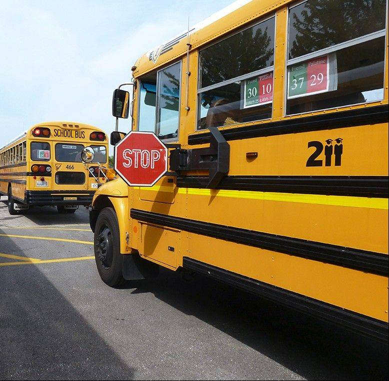 Safety, the ability to hire qualified drivers and overseeing training of each driver are some of the benefits to having its own transportation fleet, District 211 says.