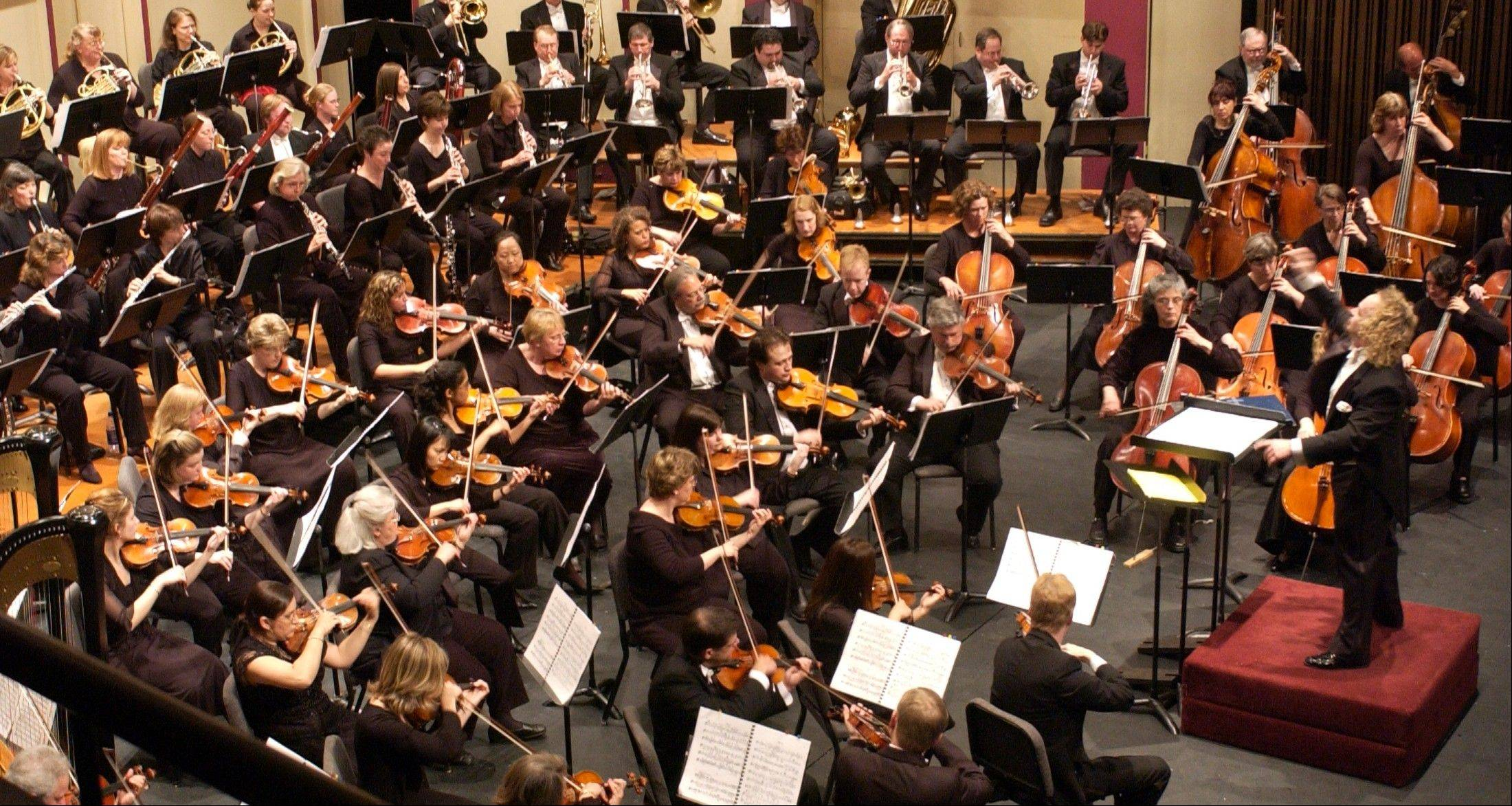 Pledges to the New Philharmonic Orchestra totaled $20,000 five days after a pledge drive began, College of DuPage officials said Thursday.