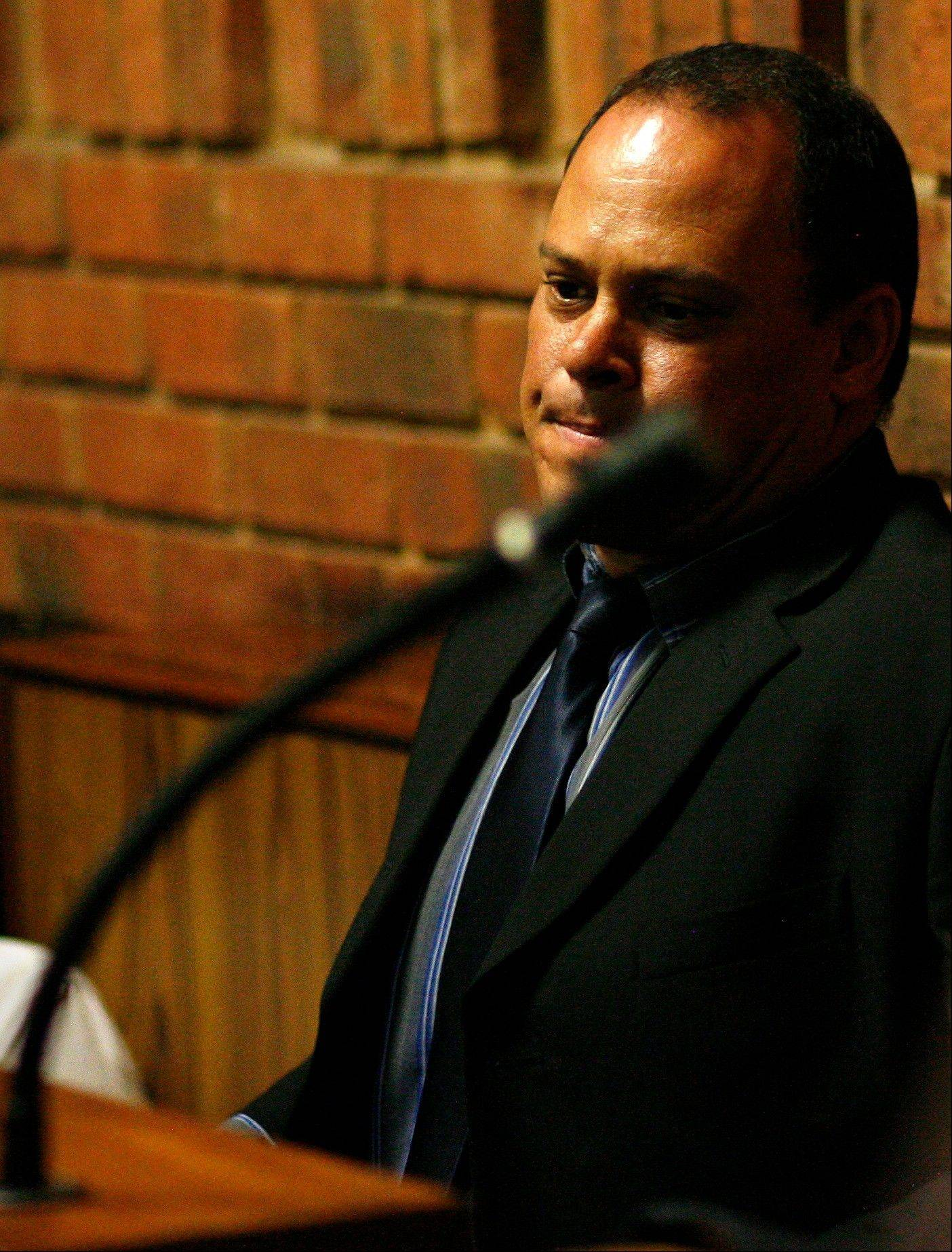 Investigating officer Hilton Botha has been replaced as the lead investigator in the Oscar Pistorius murder case.