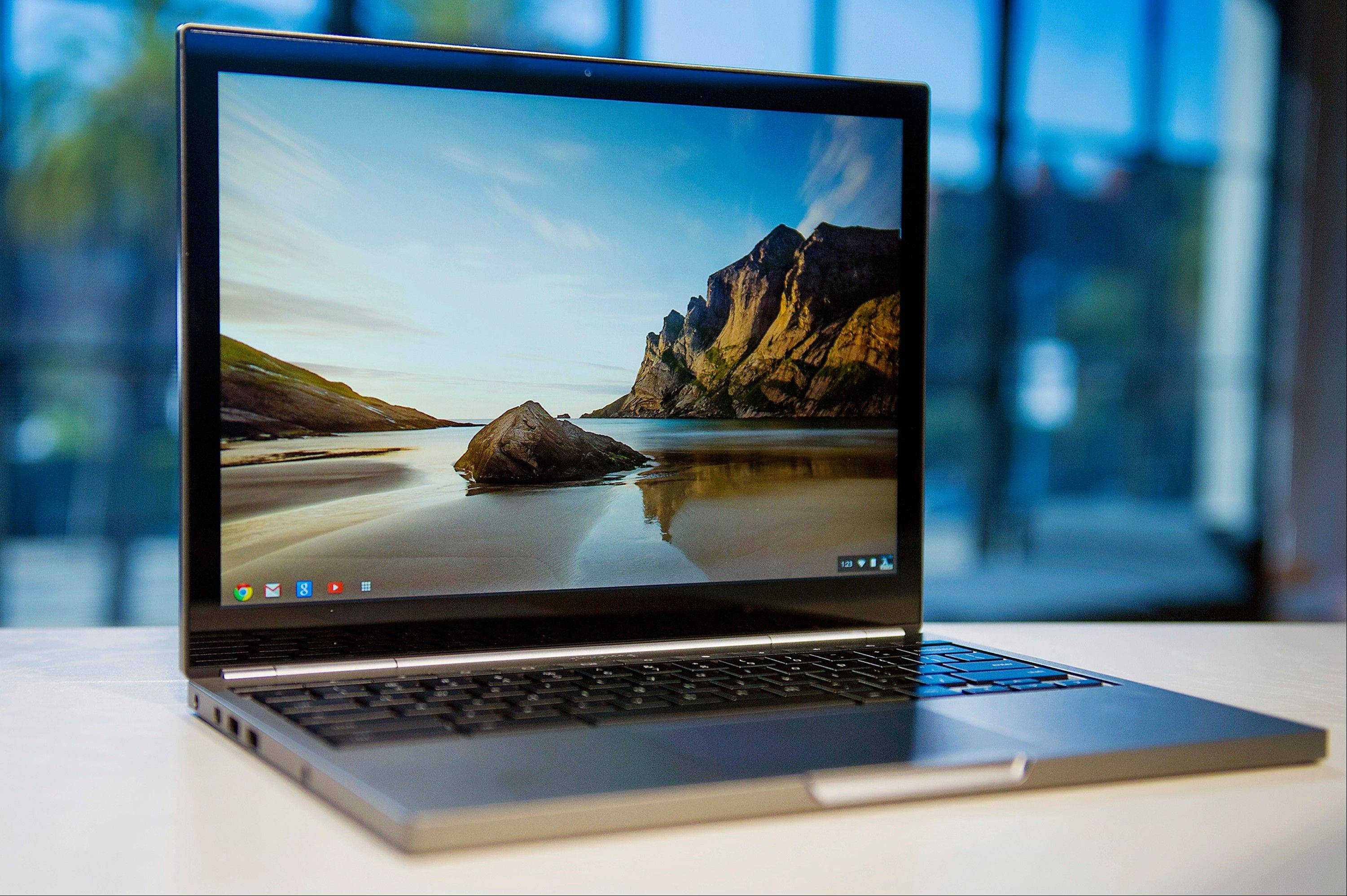 All incoming Maine Township High School District 207 freshman and sophomore students must purchase Google Chromebooks from the district as part of a new program that will eventually eliminate the need for physical textbooks in the classroom.