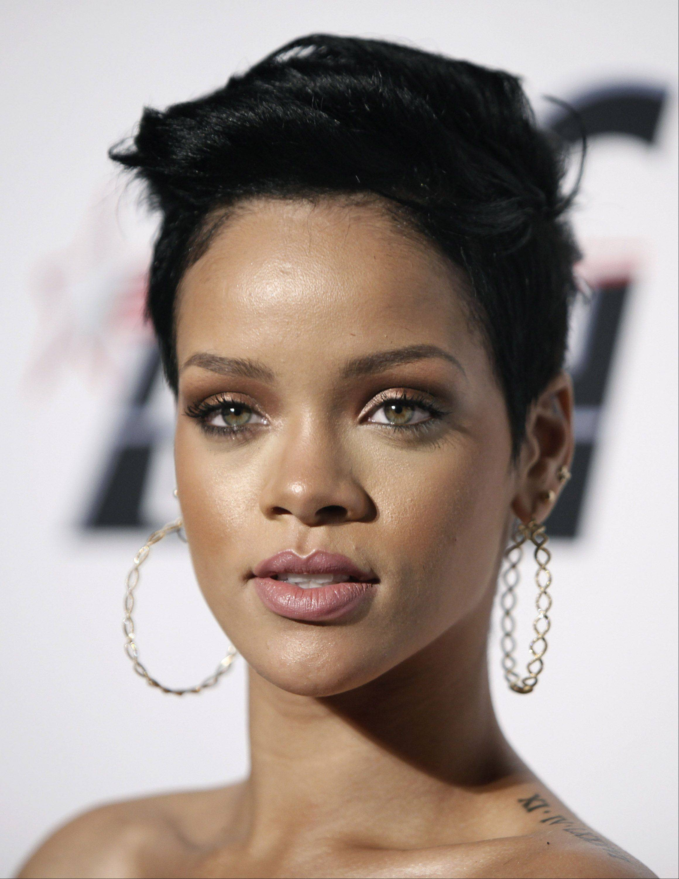 Rihanna to visit Barrington High School March 22