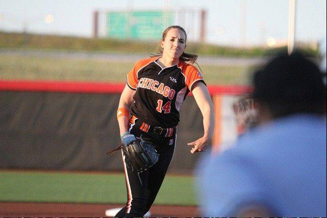 Chicago Bandits pitcher Monica Abbott, who tossed a no-hitter and notched 14 wins last season, will return for her third NPF season with the Bandits, who play in Rosemont.