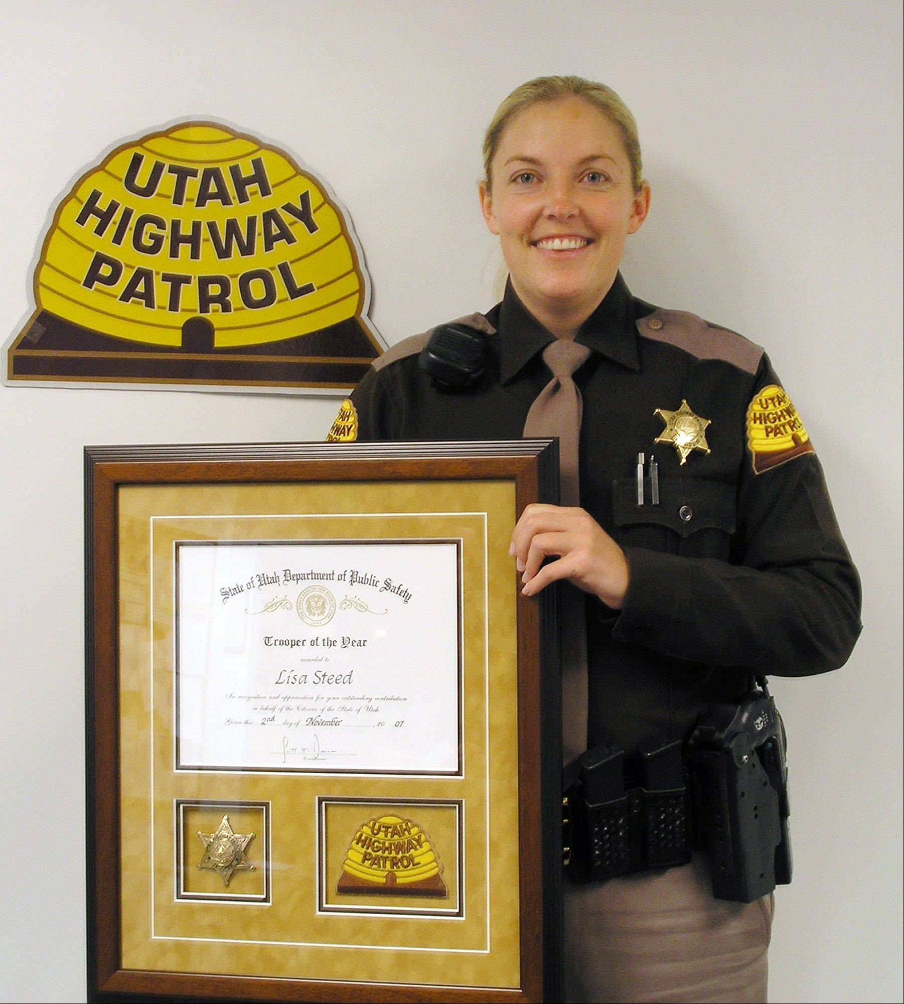 Once a rising star in the ranks of the Utah Highway Patrol, Officer Lisa Steed has taken a stunning fall from grace based on allegations that she booked dozens of people for DUIs when they hadn't been drinking at all.
