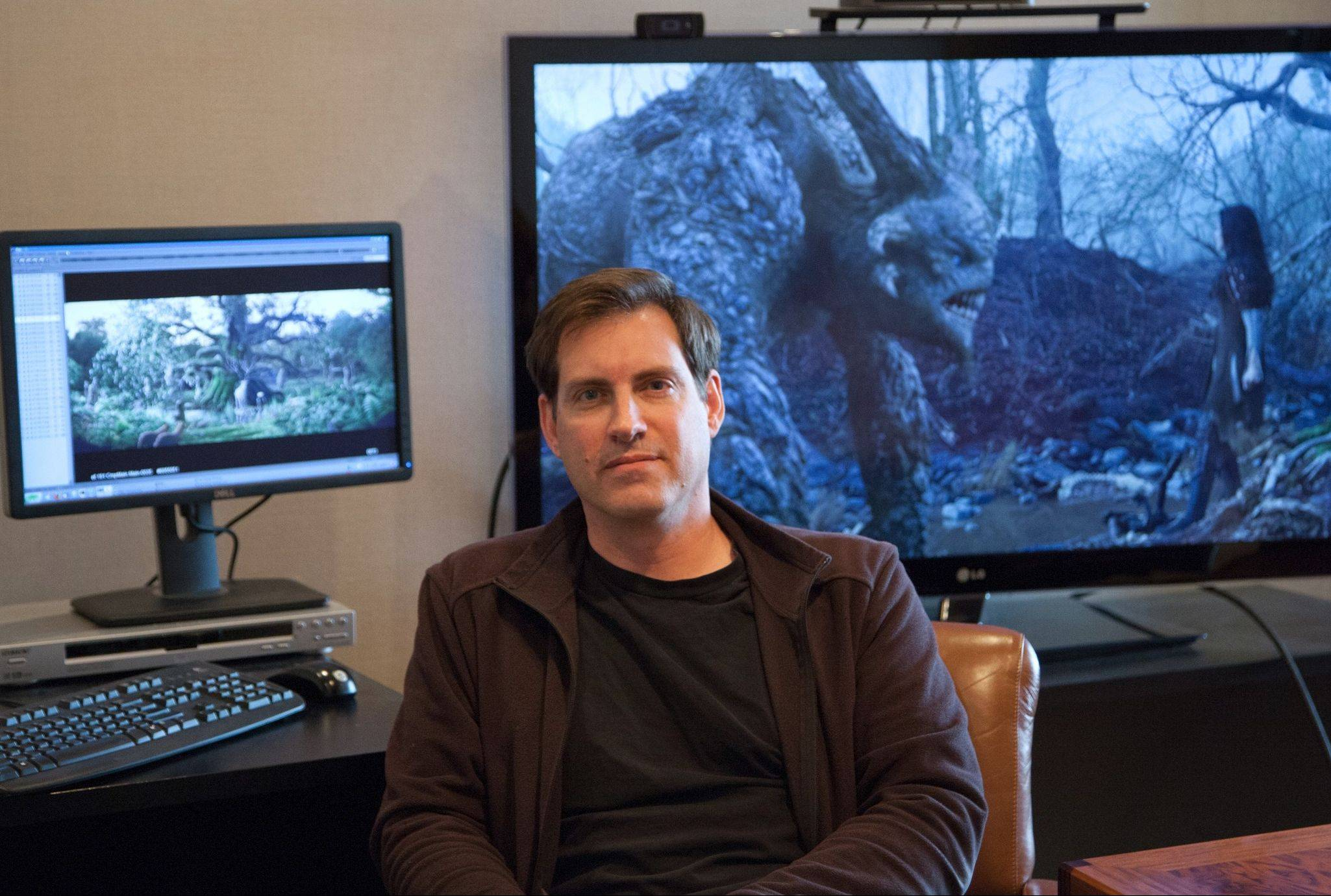 "Carol Stream native Andy Arnett said the troll in ""Snow White and the Huntsman"" was one of the best visual effects he supervised as director of animation on the Oscar-nominated movie."