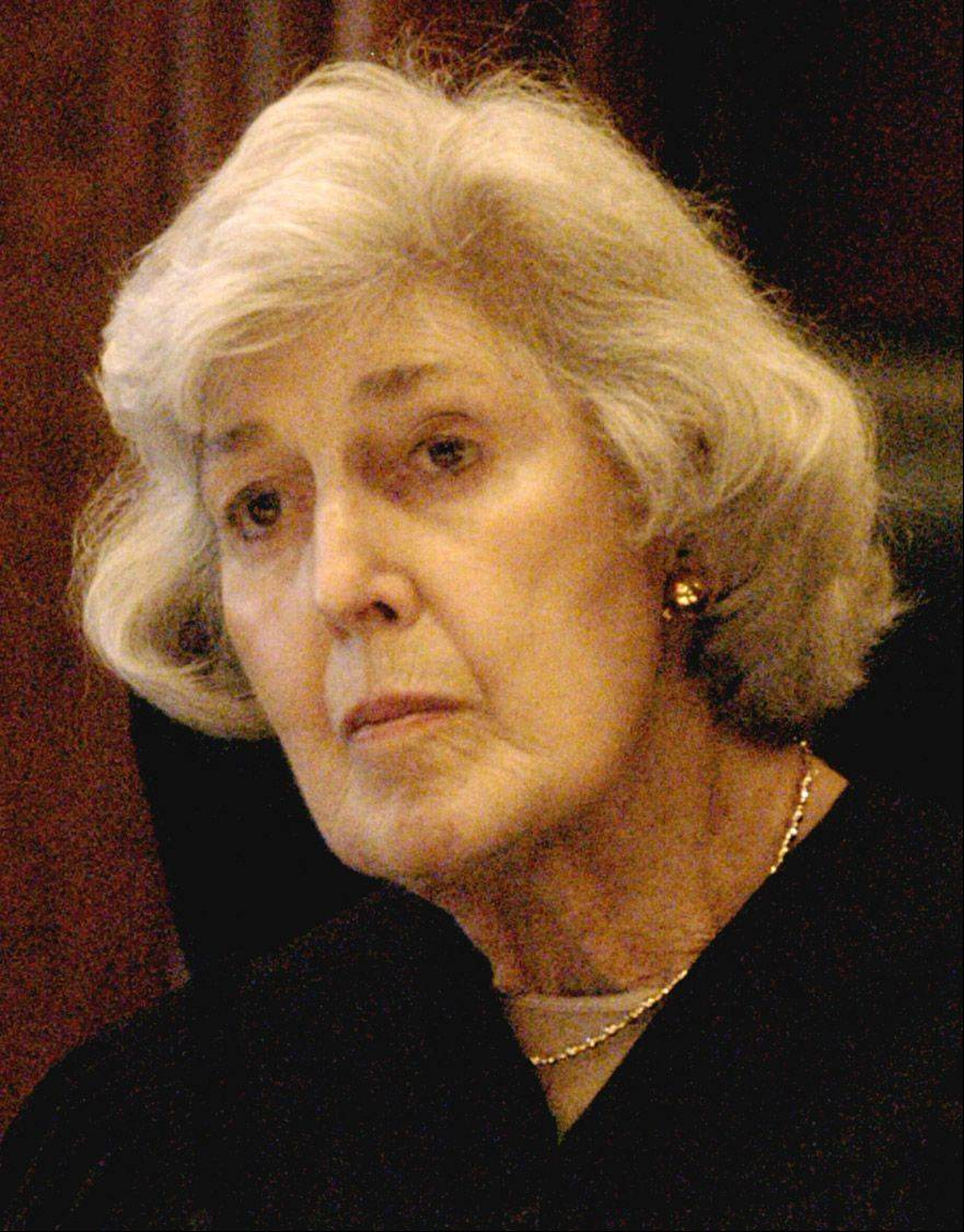 Mary Ann G. McMorrow, the first woman to serve on the Illinois Supreme Court and its former chief justice, died Saturday. She was 83.