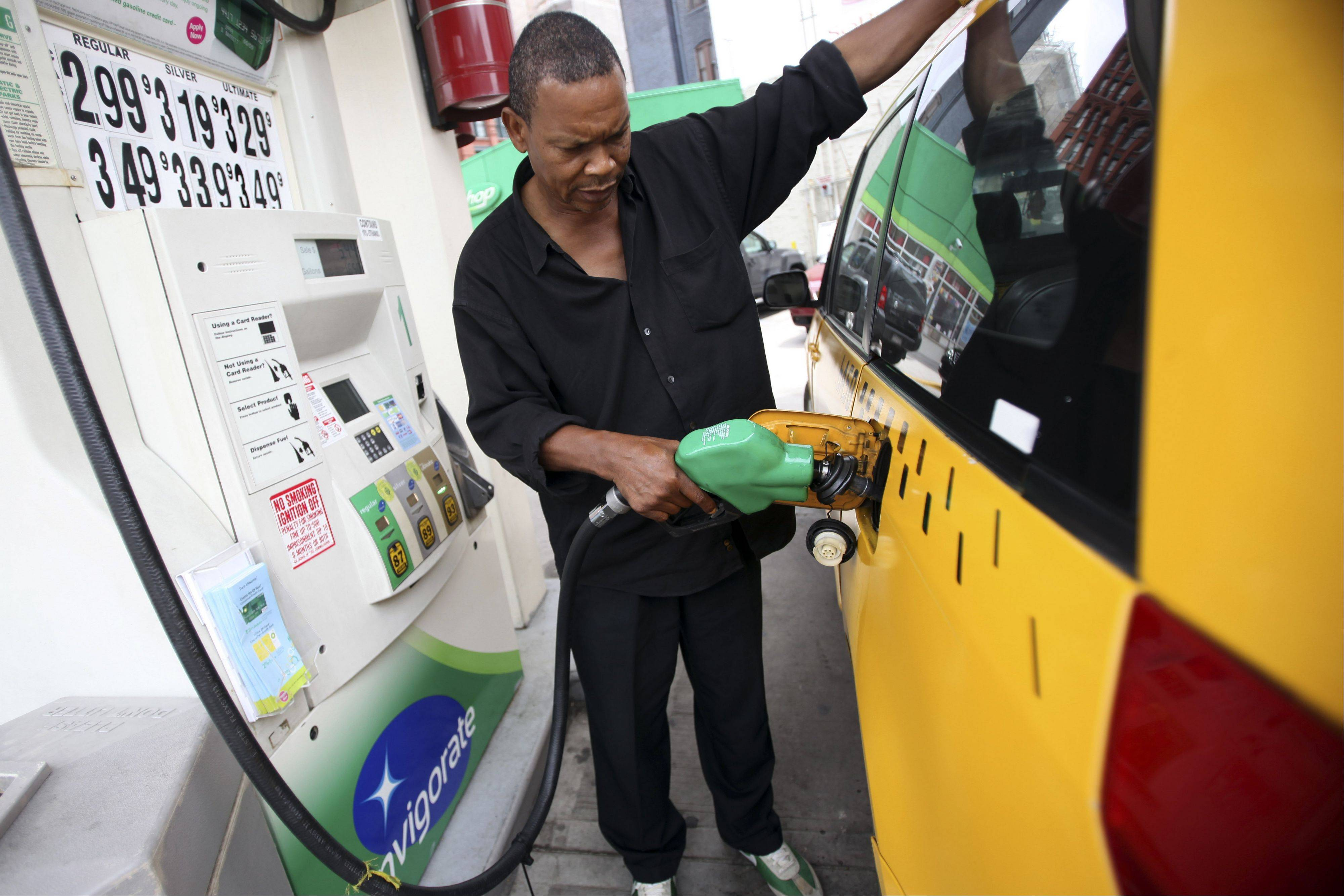 The average price for regular gasoline at U.S. pumps rose 20.32 cents a gallon in the past two weeks to $3.795 a gallon, according to Lundberg Survey Inc.