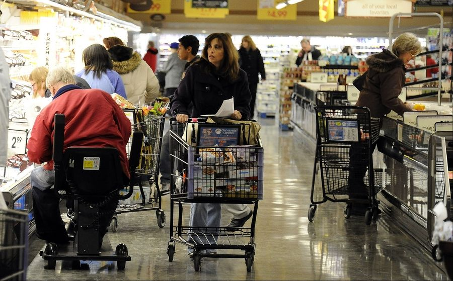 Mariano's is one of the recent players in the competition for suburban shoppers.