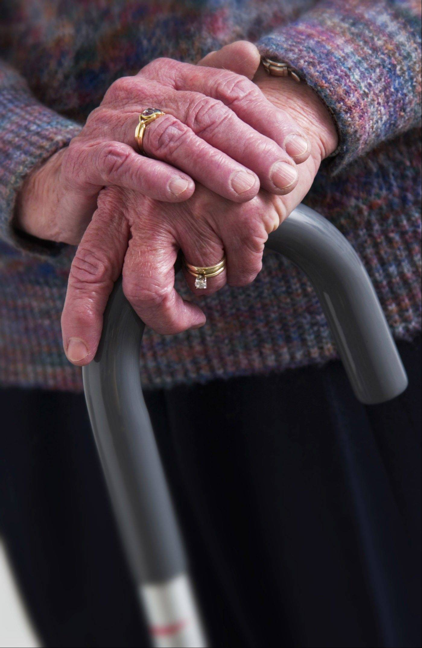 "There have always been frail people, but only in recent years has the term ""frailty"" become a medical diagnosis."