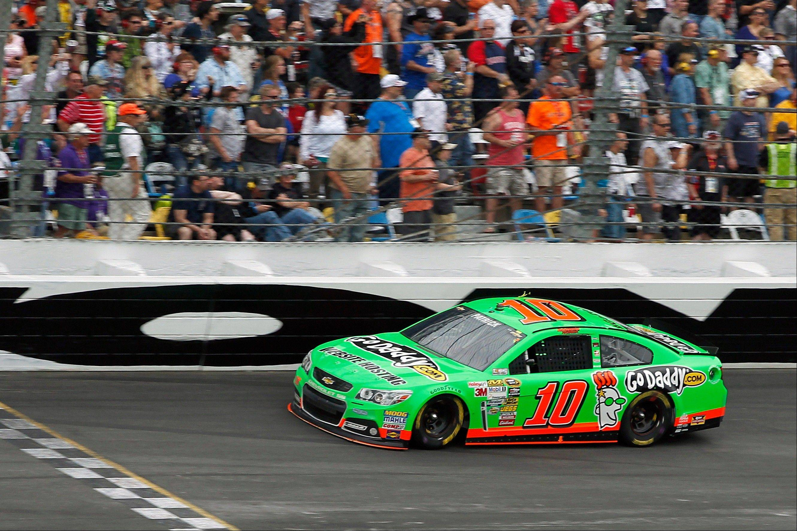 Danica Patrick�s eighth-place finish in the Daytona 500 helped Fox post a 30 percent increase in its television ratings for the race, according to preliminary figures. It was the highest finish ever by a female driver at the Daytona 500.