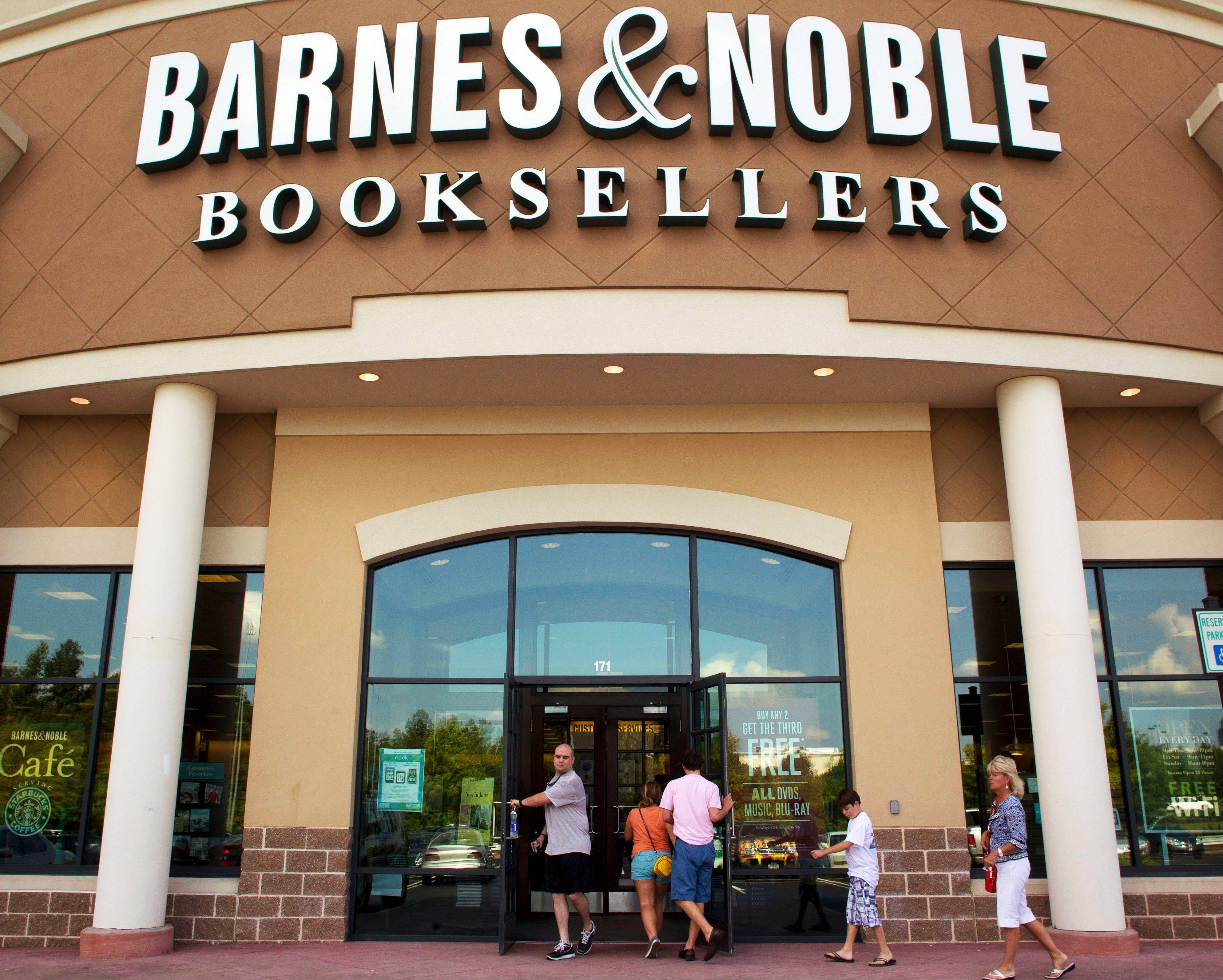 Barnes & Noble Chairman Leonard Riggio has told the book seller he is going to try to buy the company's retail business.