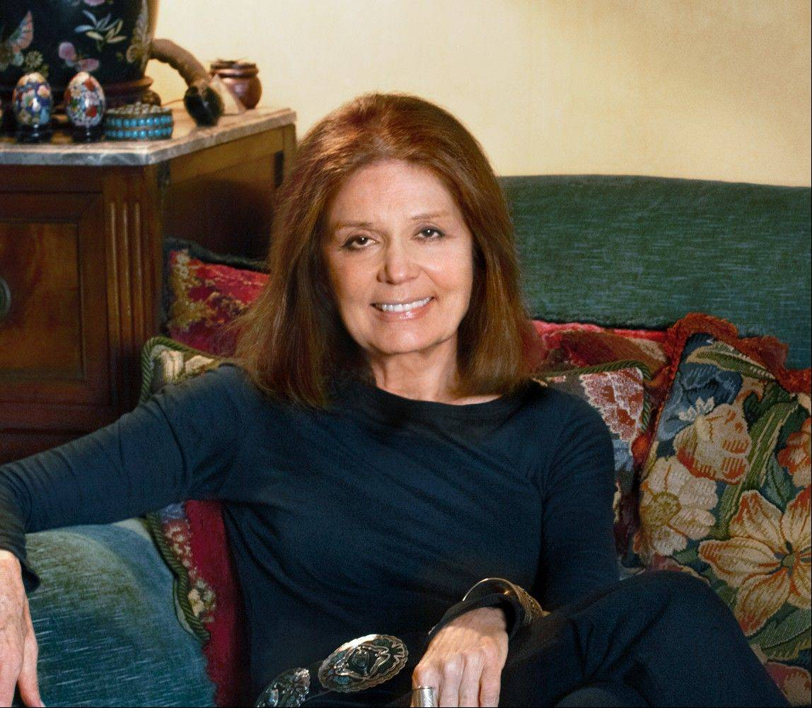 "Feminist Gloria Steinem is featured in PBS' ""Makers: Women Who Make America."""