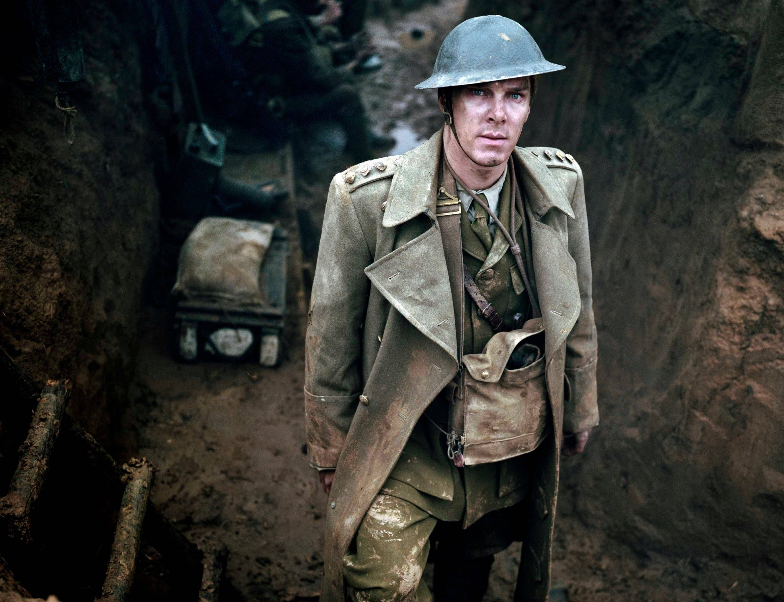 "Benedict Cumberbatch stars in ""Parade's End"" on HBO."