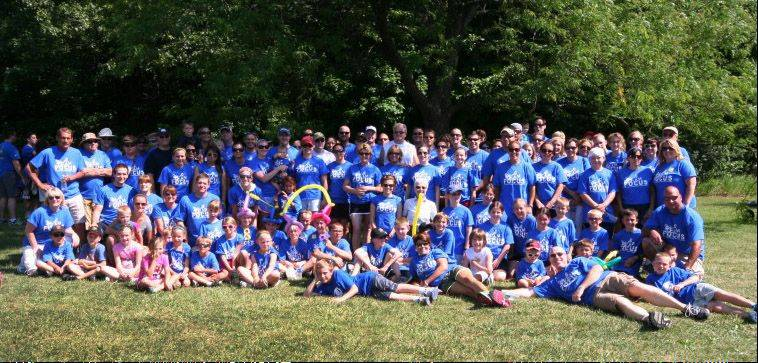 This year's Foundation Fighting Blindness fundraiser, the eighth annual Chicagoland VisionWalk, will be at Busse Woods in Elk Grove Village at 9 a.m. June 9.