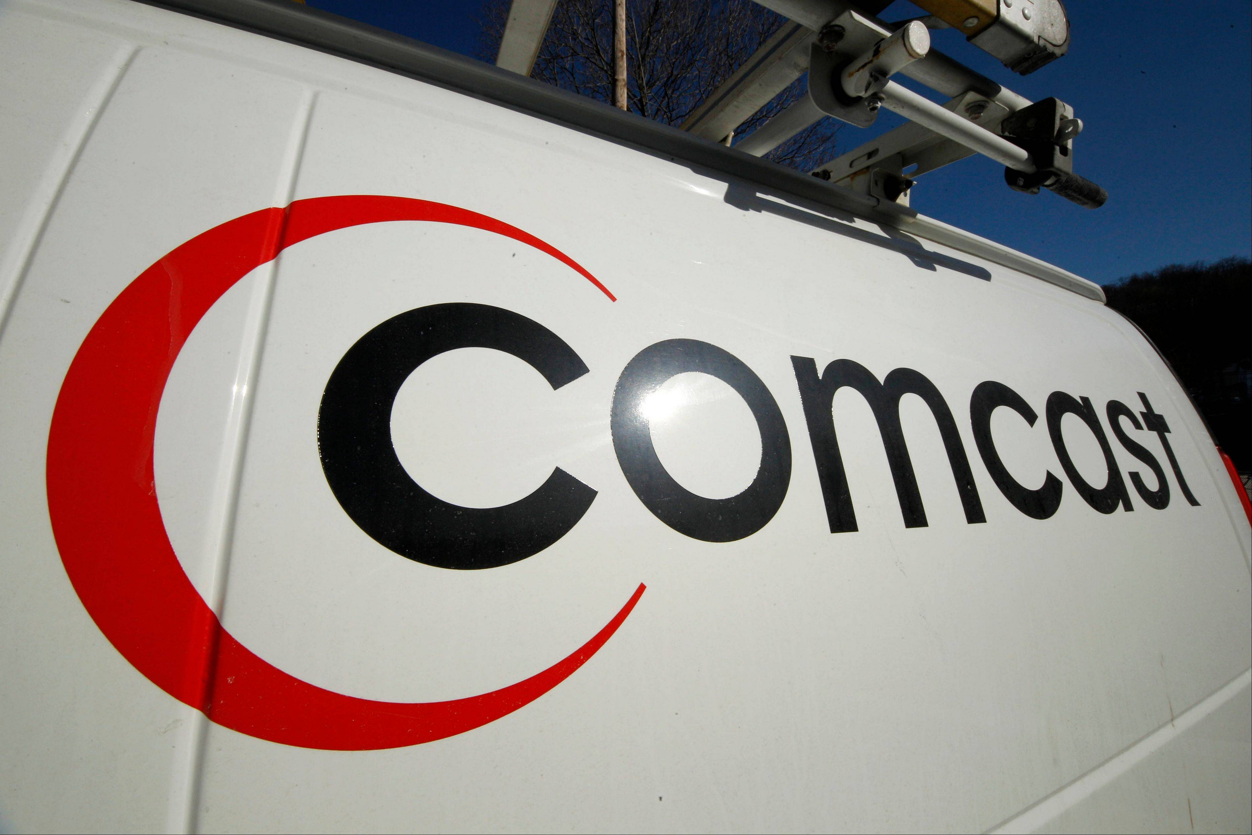 FILE PHOTOComcast, which has its Midwest headquarters in Schaumburg, said Tuesday it's increasing the speed of its Internet packages with some speeds doubling.