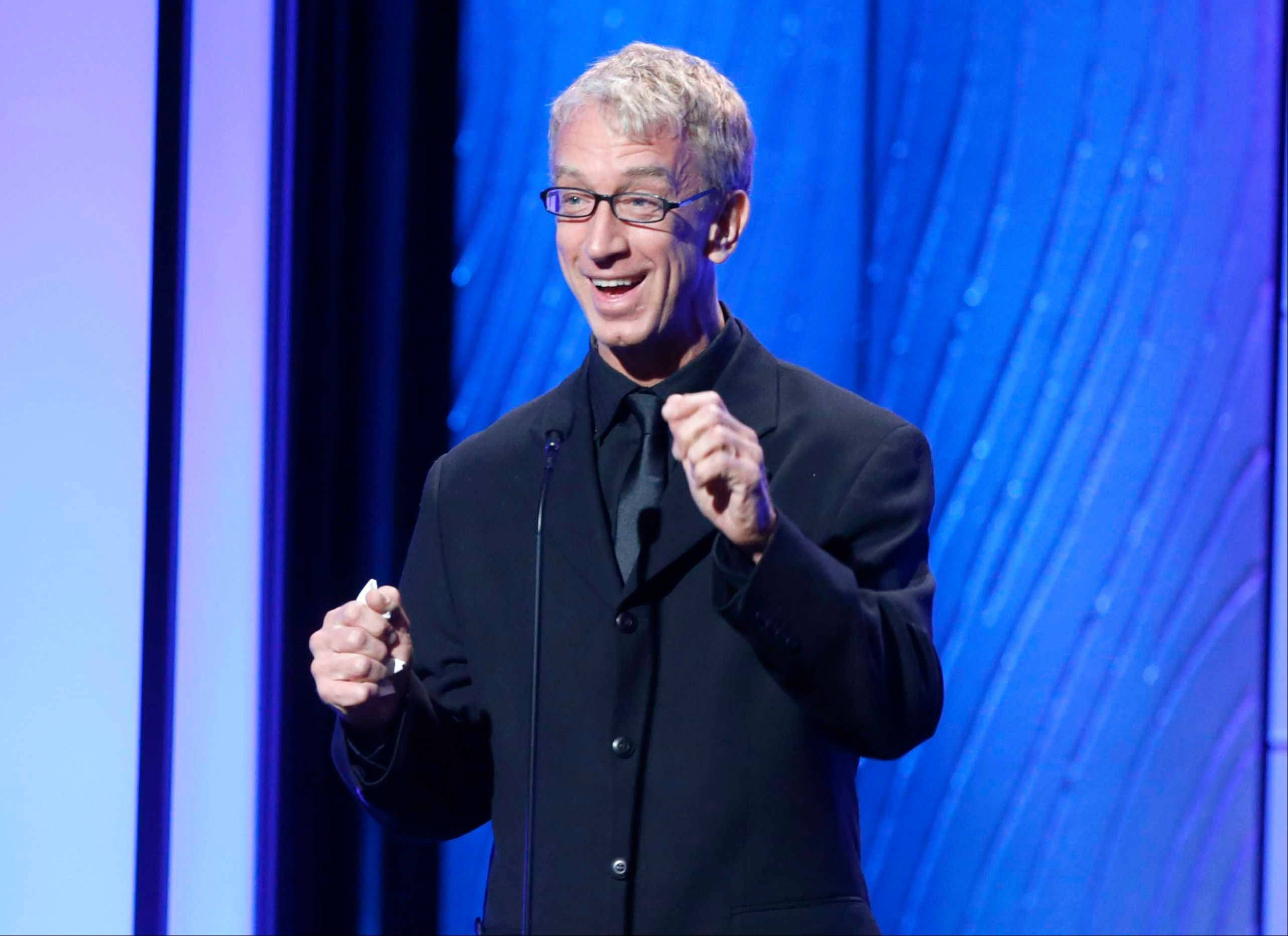 "Andy Dick is one of eleven celebrity contestants who will compete on the next edition of ABC's ""Dancing with the Stars."""