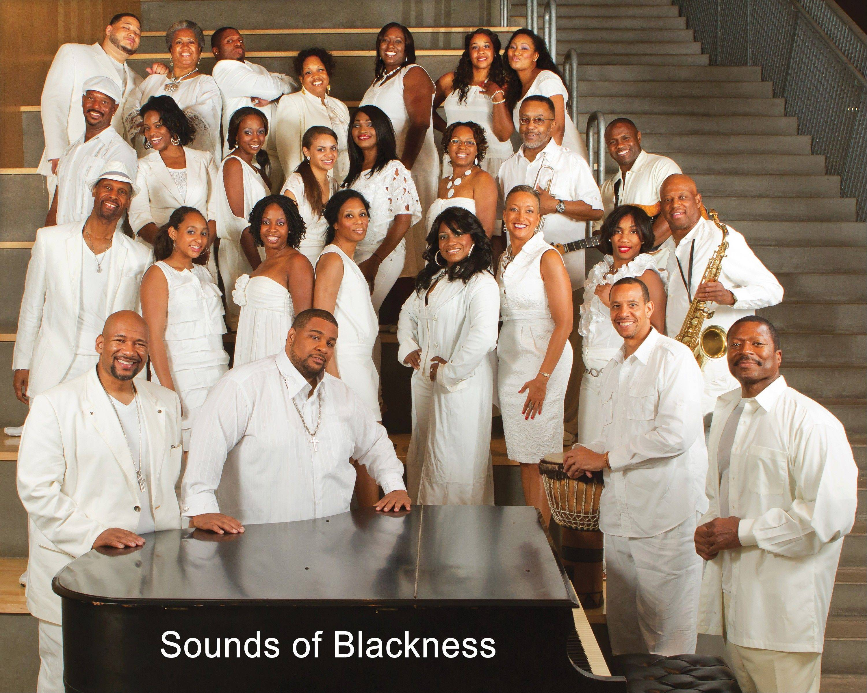 Sounds of Blackness headlines College of Lake County's 29th Annual Salute to Gospel Music.