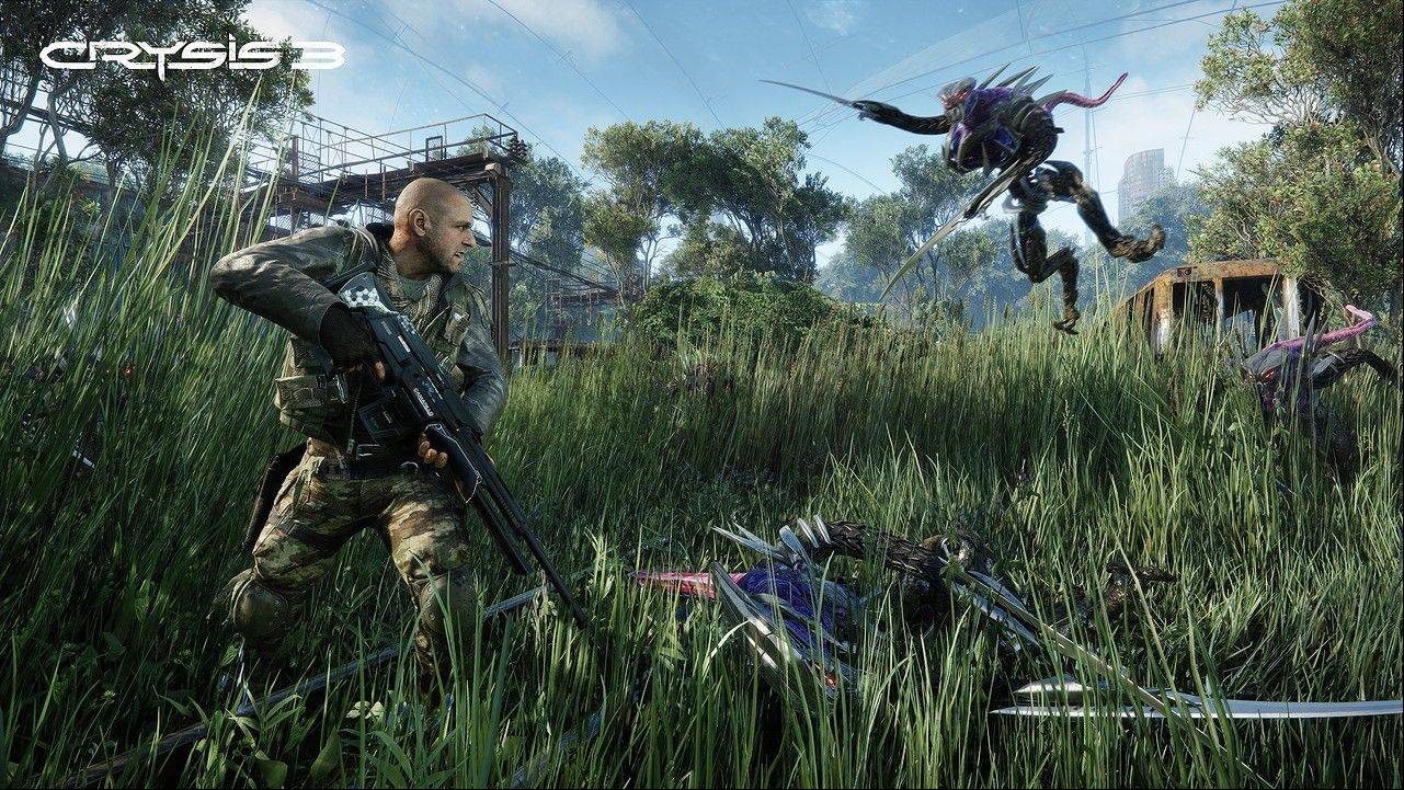 """Crysis 3"" comes with a robust assortment of multiplayer games."