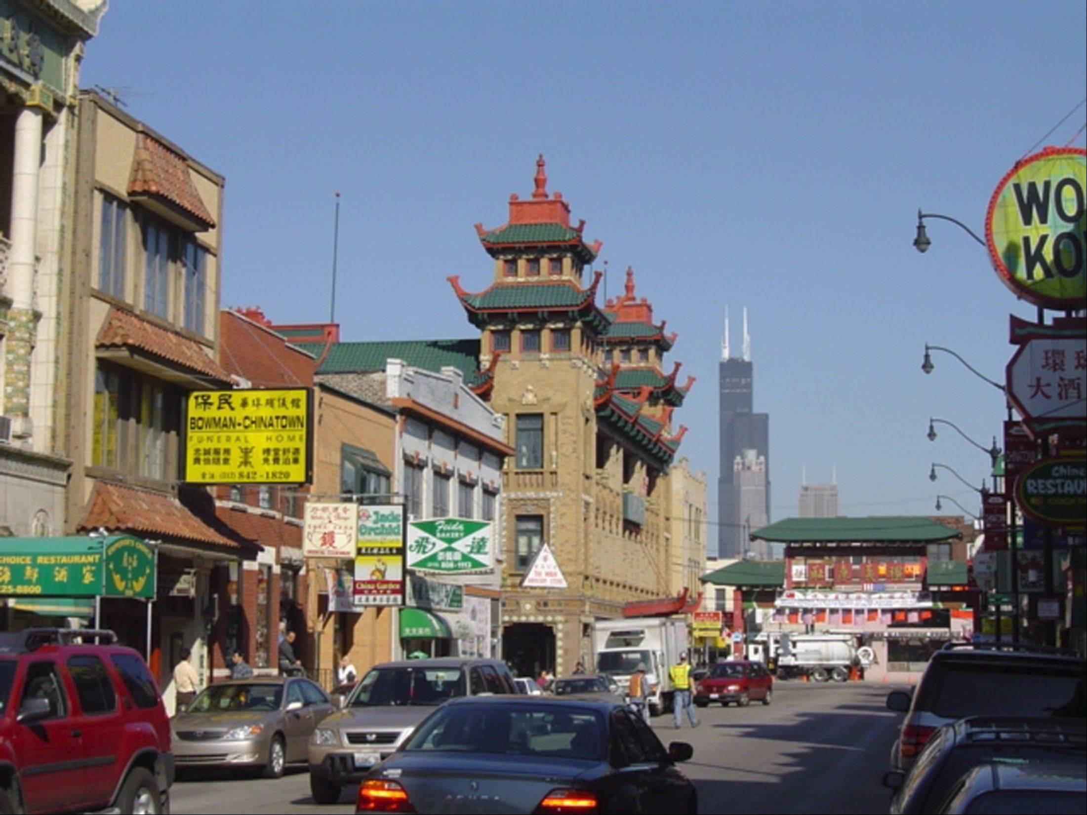 If you've never been to Chinatown, why not try it during spring break?
