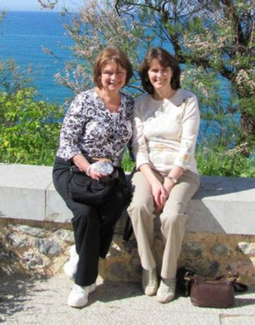 "Susan Miura and Patt Nicholls present ""A Taste of Sicily"" this Sunday, March 3 at the Roselle Public Library District."