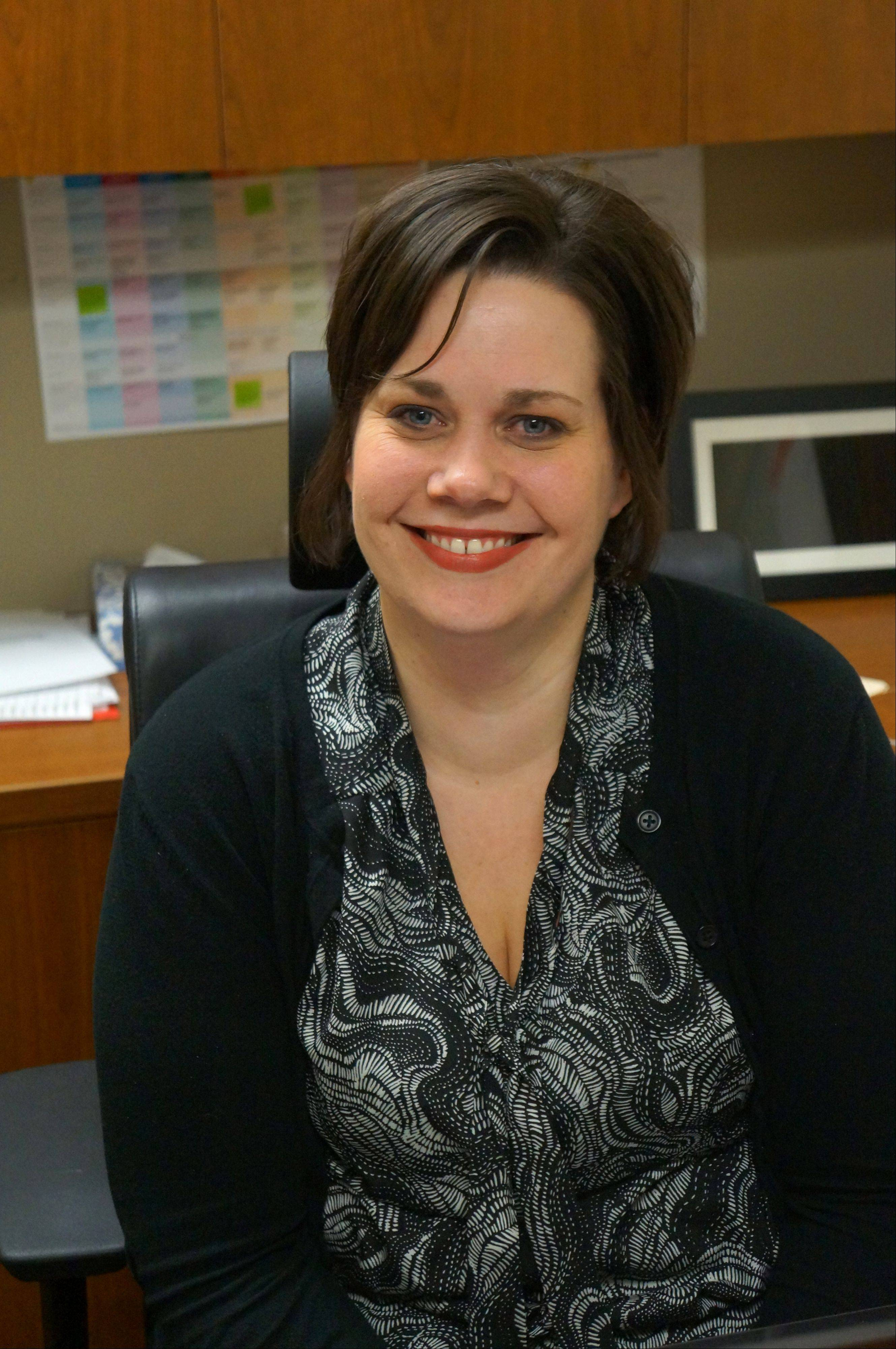 Joanne Smith of Elburn will be the new principal of Batavia High School.