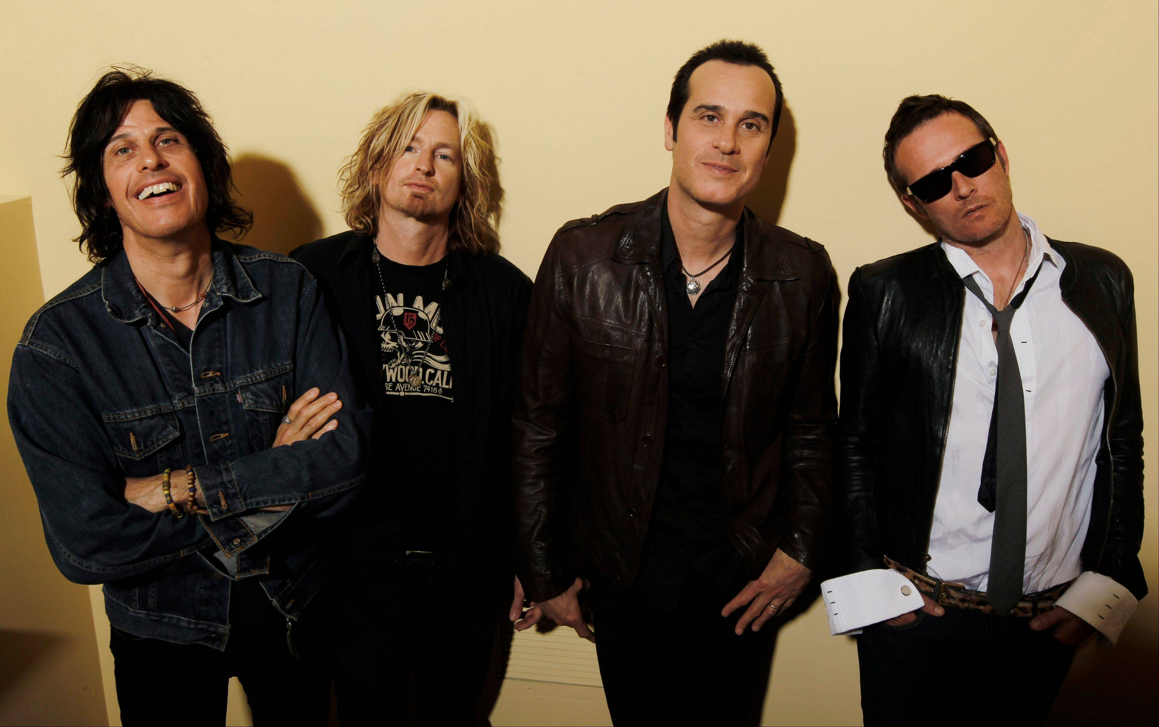 "The Stone Temple Pilots -- Dean Deleo, left, Eric Kretz, Robert Deleo and Scott Weiland -- ""have officially terminated Scott Weiland,"" the band's publicist said Wednesday. No other information was provided."