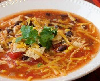 Catherine's Spicy Chicken Soup has been pinned 2 million times by Pinterest members.