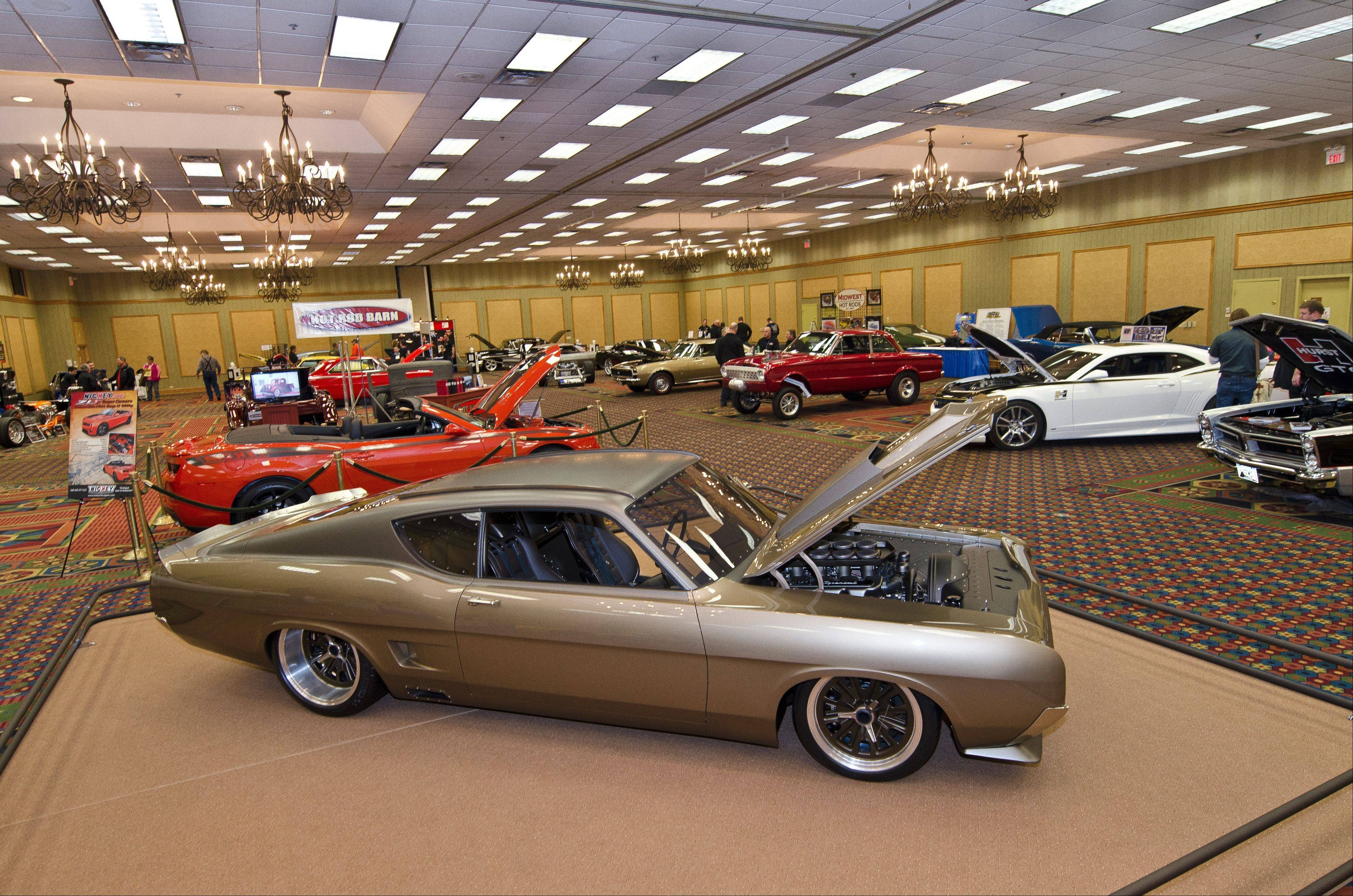 The sixth annual Race and Performance Expo was held last weekend at Pheasant Run Resort in St. Charles.