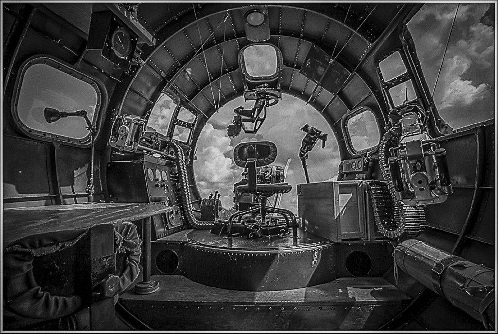 "Print of the Month, March, ""The Gunner's Seat"" by Jerry Hug."