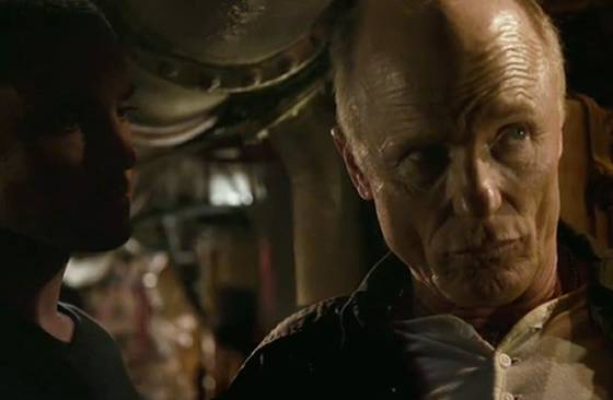 "Ed Harris plays the commander of a non-nuclear Russian submarine in the Cold War drama ""Phantom."""