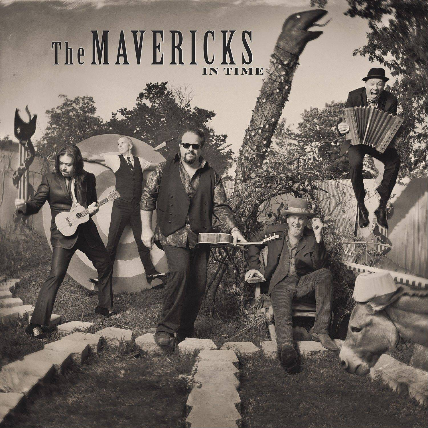 """In Time"" by The Mavericks"