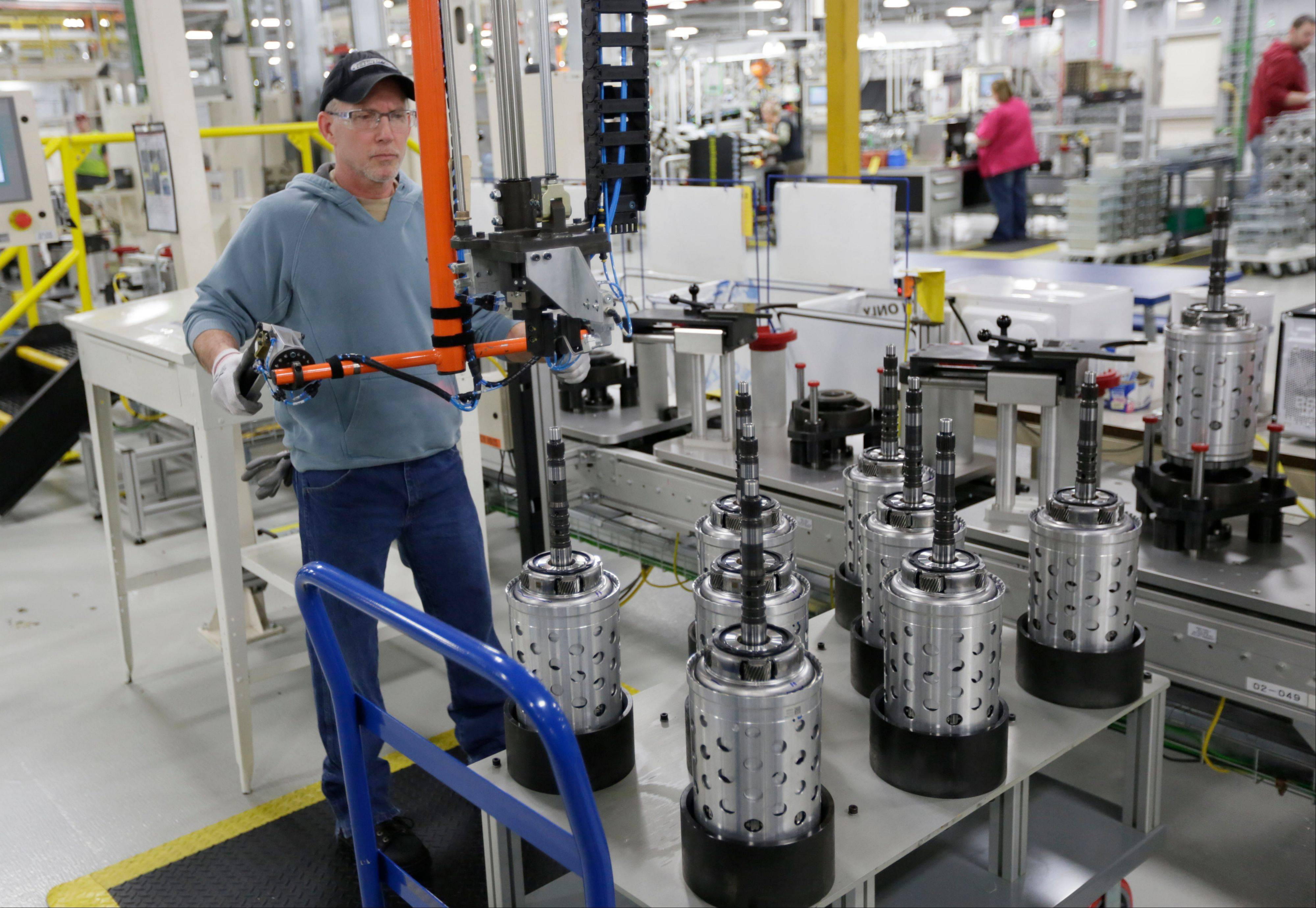 U.S. manufacturing expanded in February at the fastest pace since June 2011, buoyed by increases in new orders and production. The third straight month of growth suggests factories may help the economy this year after slumping through most of 2012.
