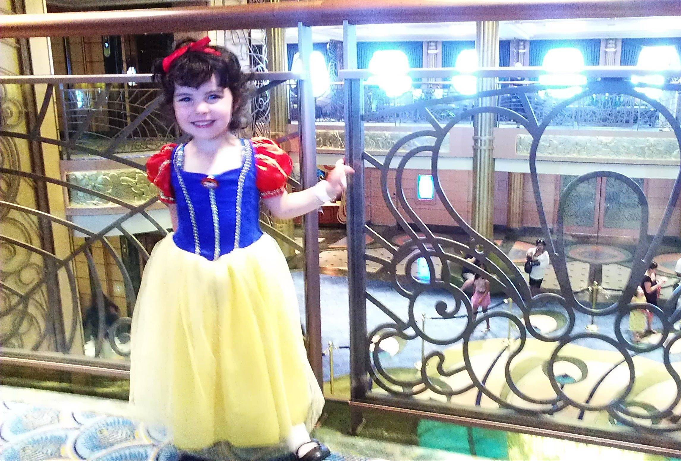 It's always fun to dress up on a cruise, and the Disney Cruise Lines is no exception.