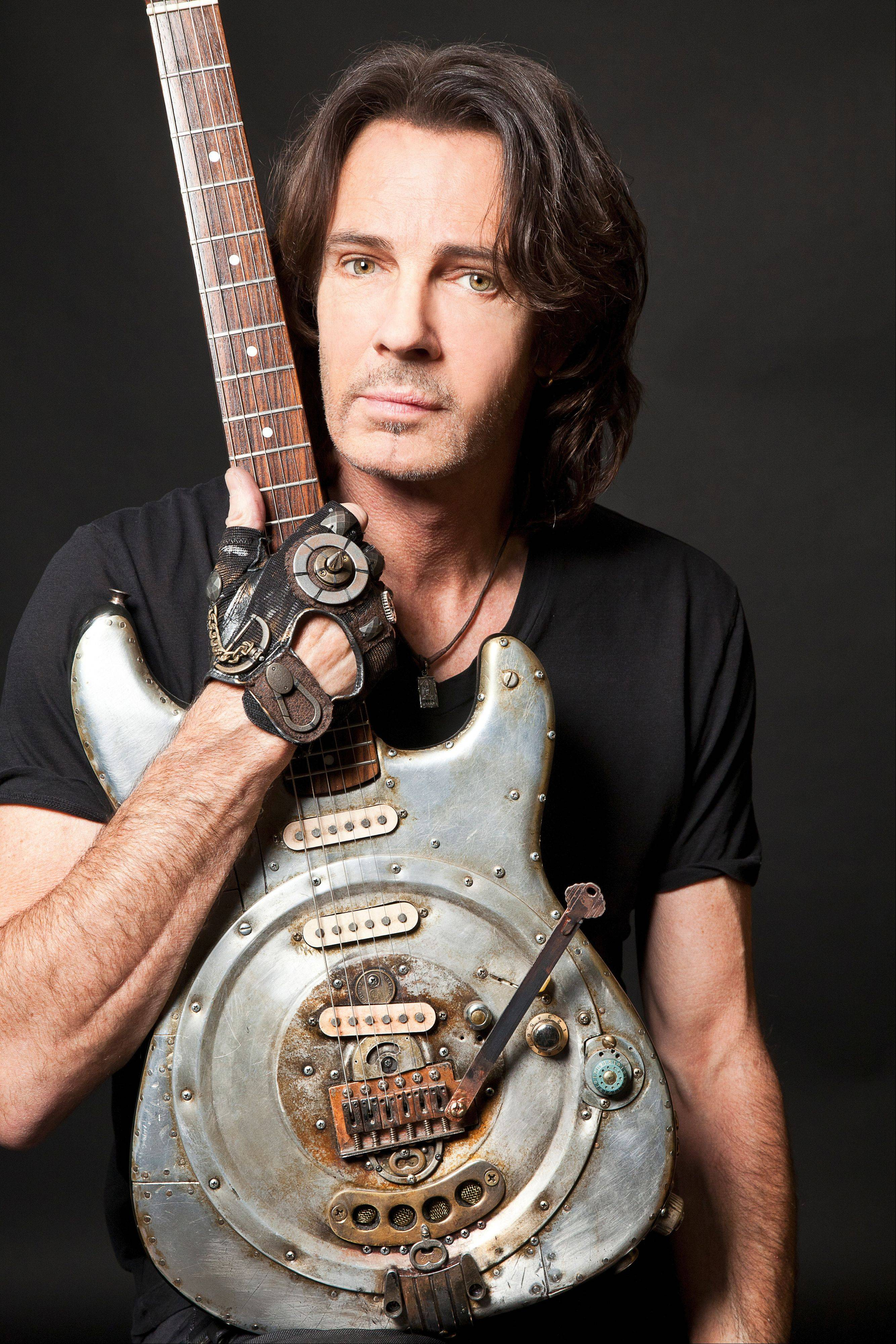 Rick Springfield will perform July 6 at Naperville's Ribfest celebration.