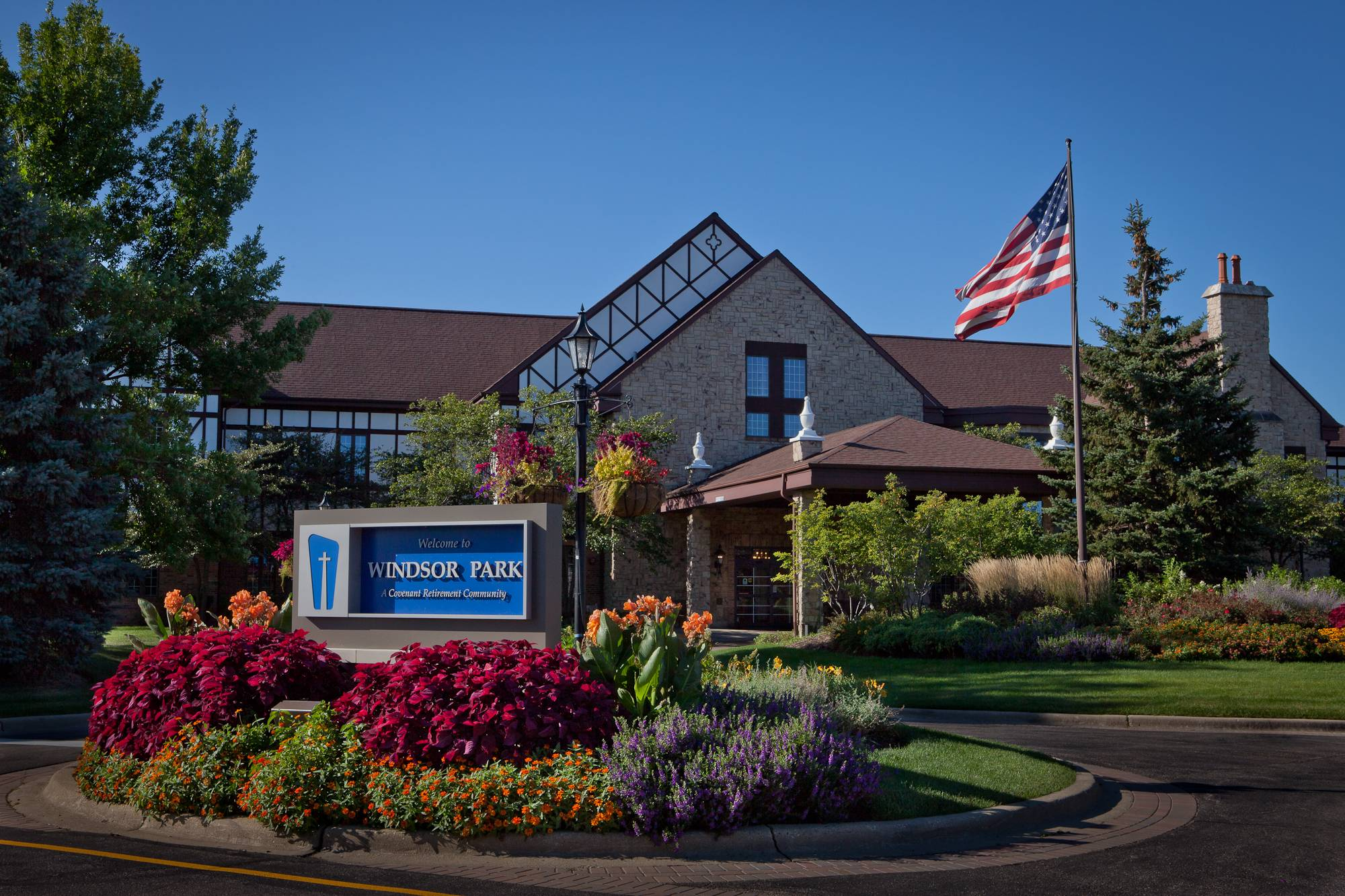 Windsor Park, A Covenant Retirement Community in Carol Stream is a faith-based retirement community located on 60 scenic acres in the western suburbs of Chicago. The public is welcome to attend many of the community's outstanding events.