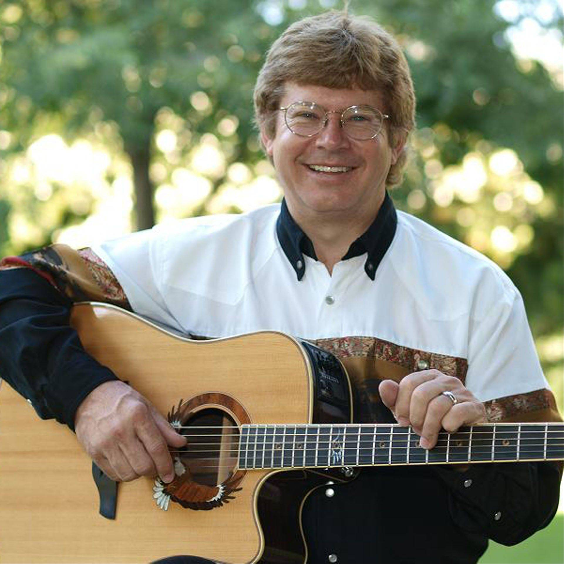 "Courtesy of Jim CurrySinger Jim Curry, pictured, presents a musical tribute to legendary recording artist John Denver with the ""Take Me Home: The Music of John Denver"" concert on Saturday, March 2, at the Metropolis Performing Arts Centre in Arlington Heights."