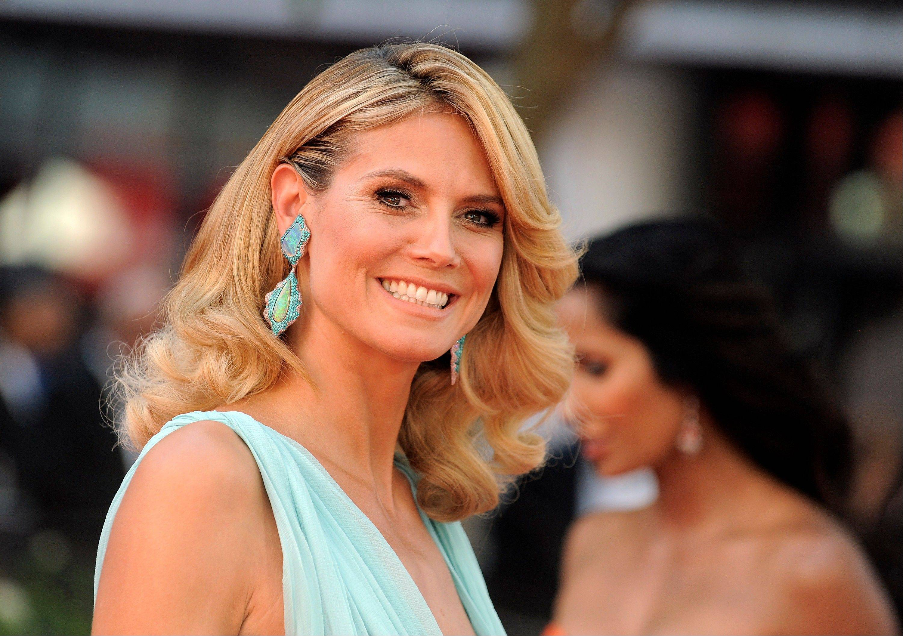"Model Heidi Klum has been added to ""America's Got Talent"" as its fourth judge."