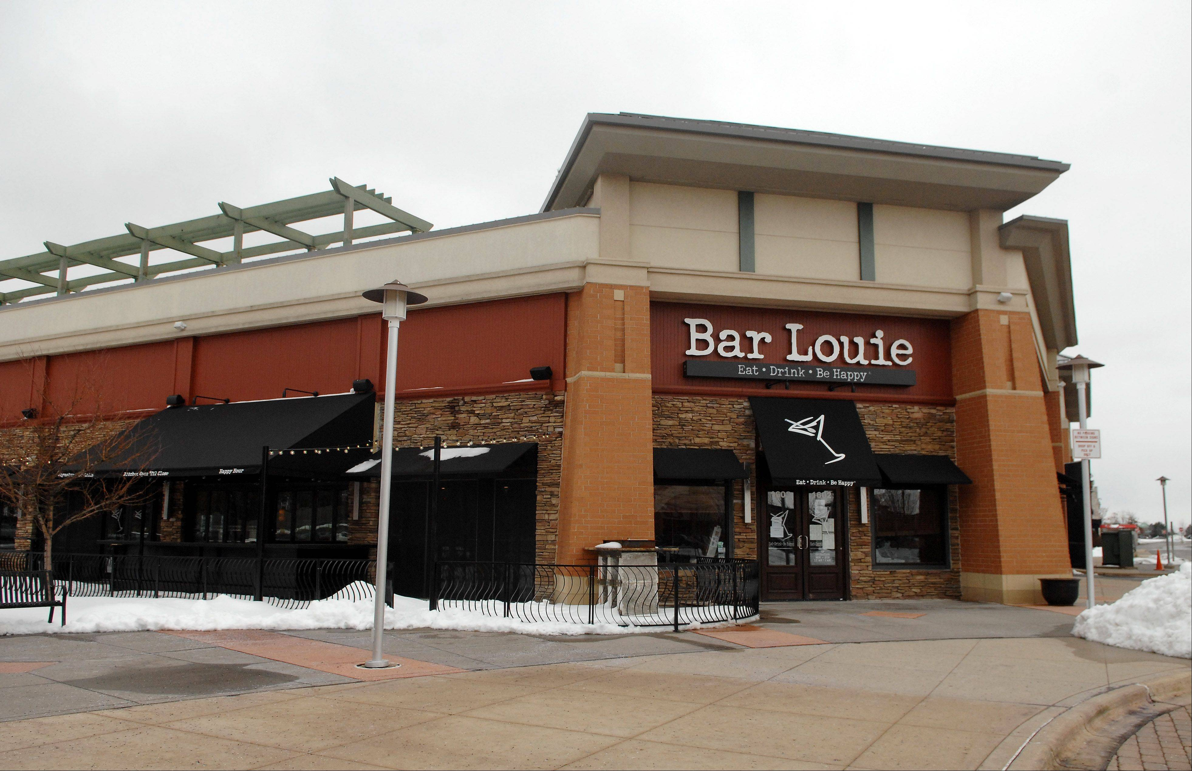 Bar Louie's new location in Geneva Commons will have its grand opening Sunday, March 10. The space was previously occupied by Red Star Tavern.