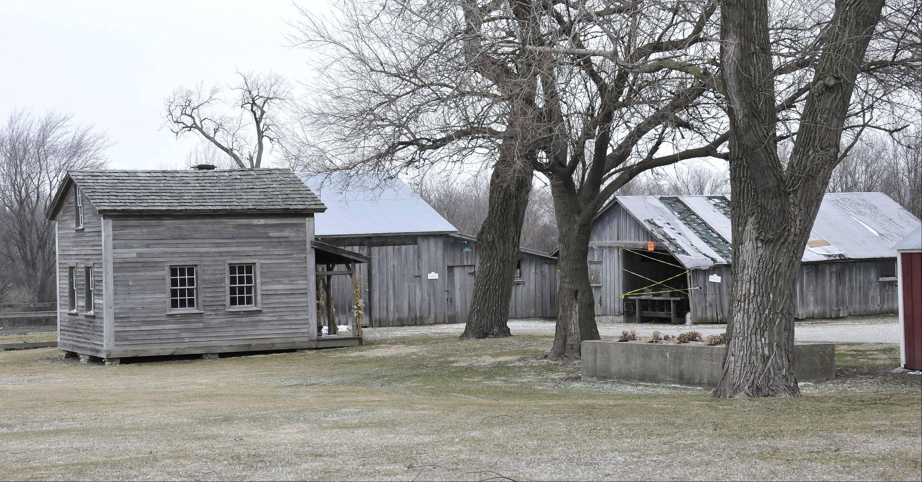 Fischer Farm: Established around 1838, the 5-acre Fischer Farm is believed to be one of the oldest remaining homesteads in the county.