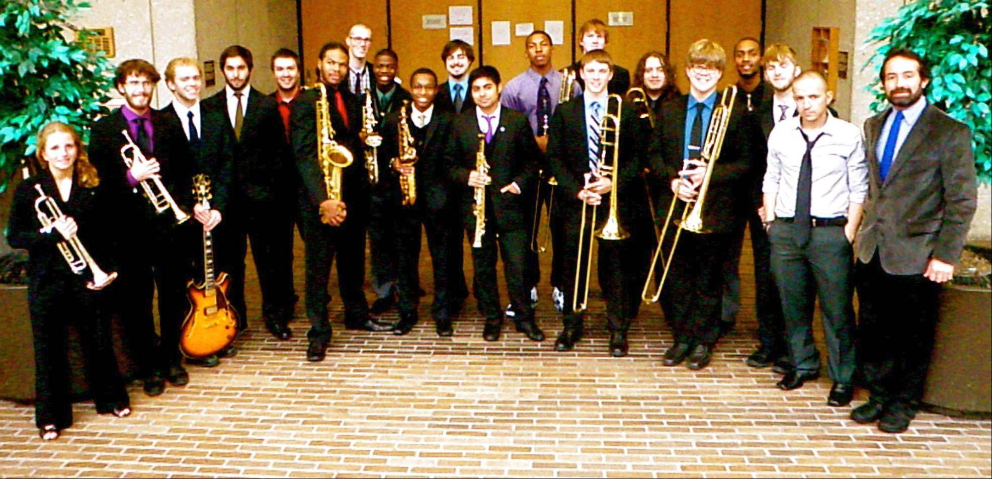 The Northern Illinois University Jazz Lab Band will perform its first concert of the season on Thursday, March 7.