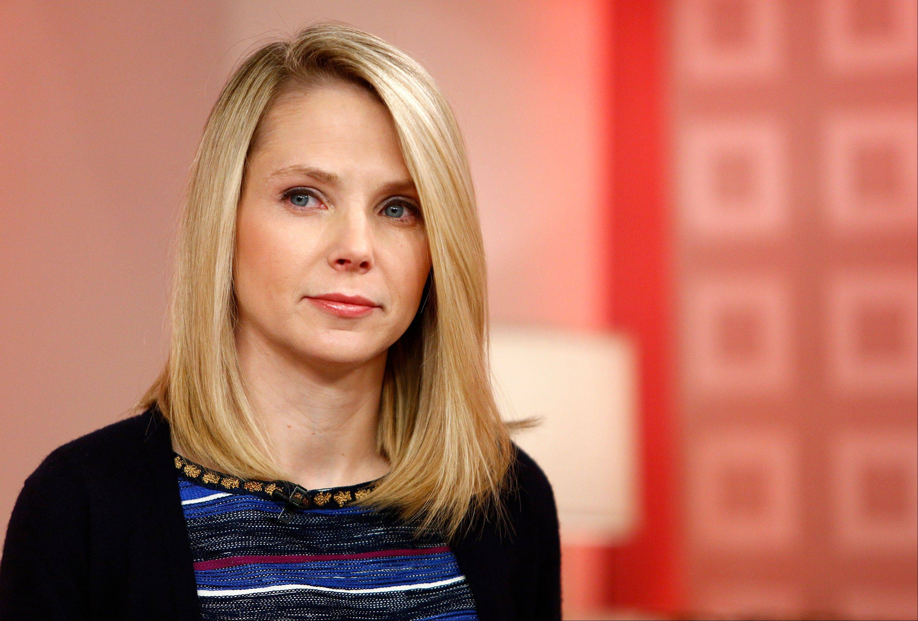 ASSOCIATED PRESS/NBC As Yahoo CEO Marissa Mayer goes about her business of saving Yahoo, which now involves a ban on working from home, a new study shows a significant jump in the number of U.S. employers offering flex and other quality-of-life perks.