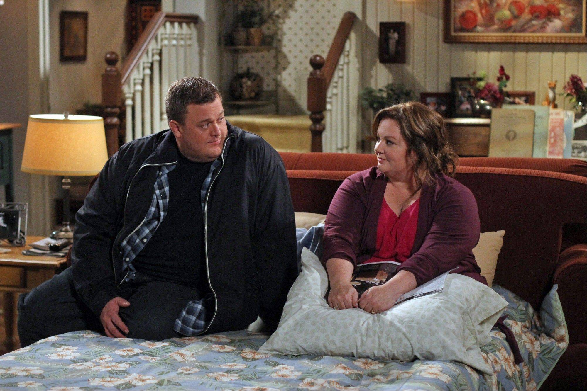 "Arizona tribal members say they're shocked by the sitcom ""Mike & Molly"" — starring Billy Gardell and Melissa McCarthy — after one of the characters on the CBS show joked last week about drunken Indians in Arizona. The Native American Journalists Association says CBS should apologize."