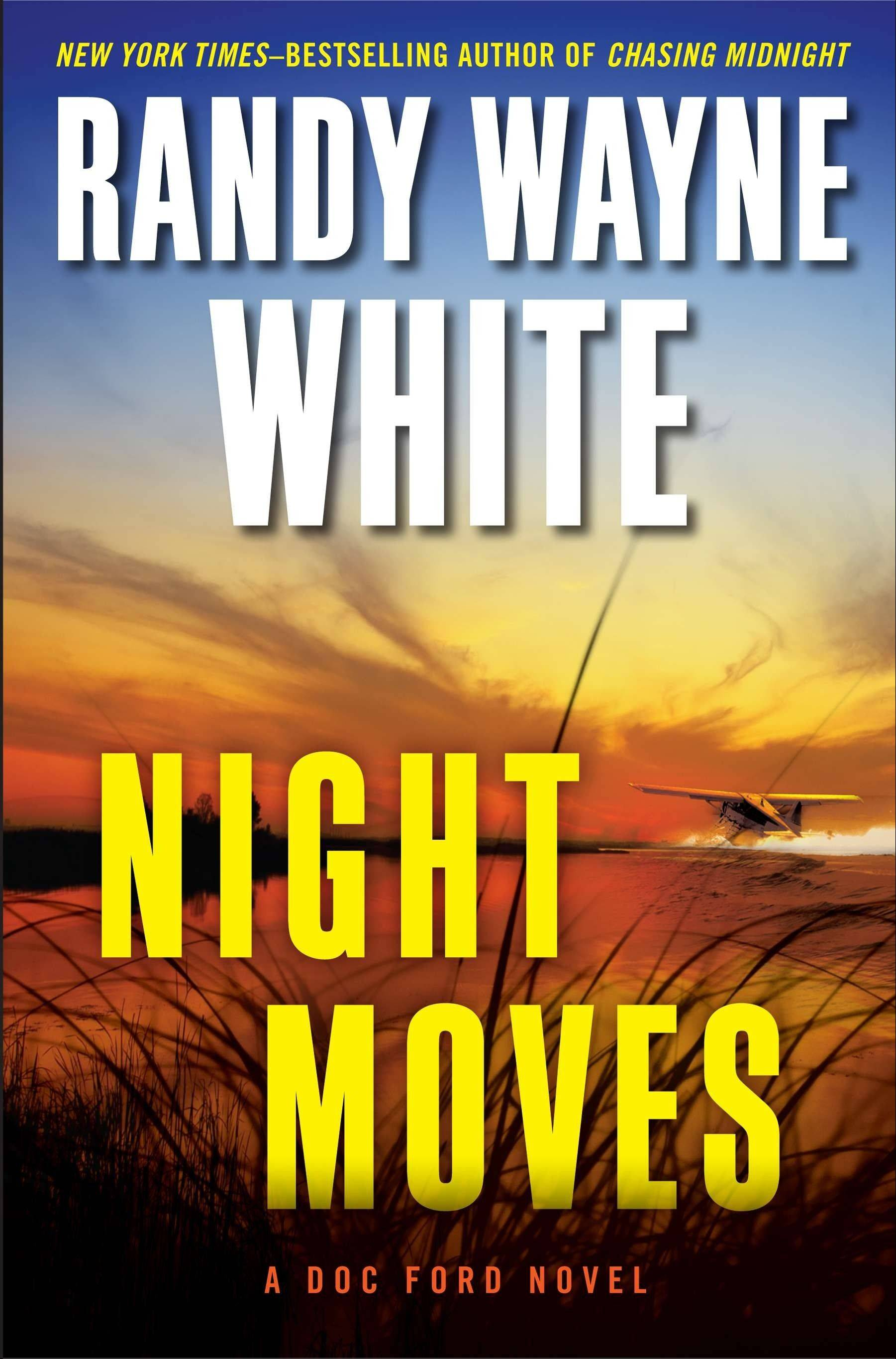 """Night Moves"" by Randy Wayne White"