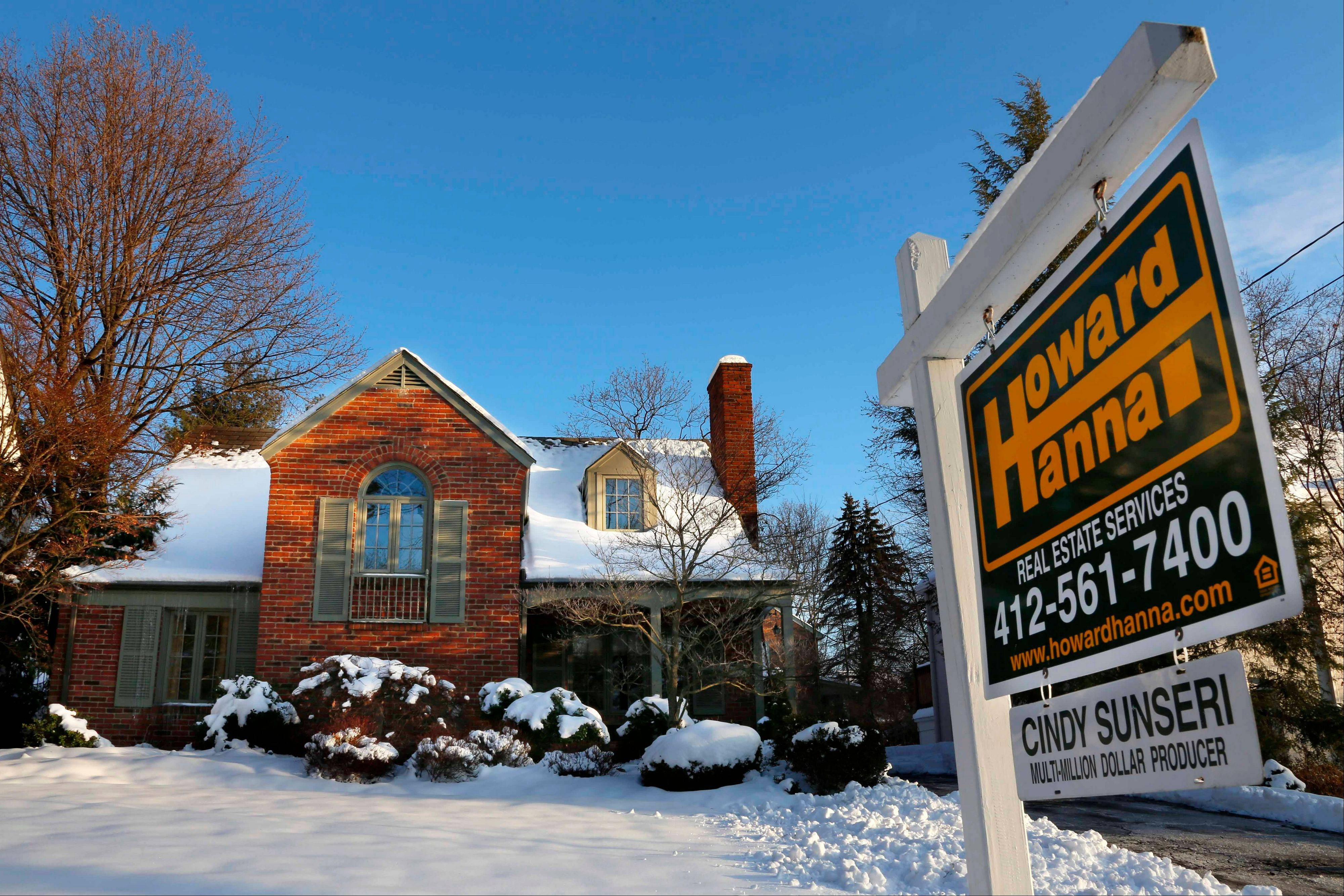 U.S. home prices jumped in January in all states except Delaware and Illinois.