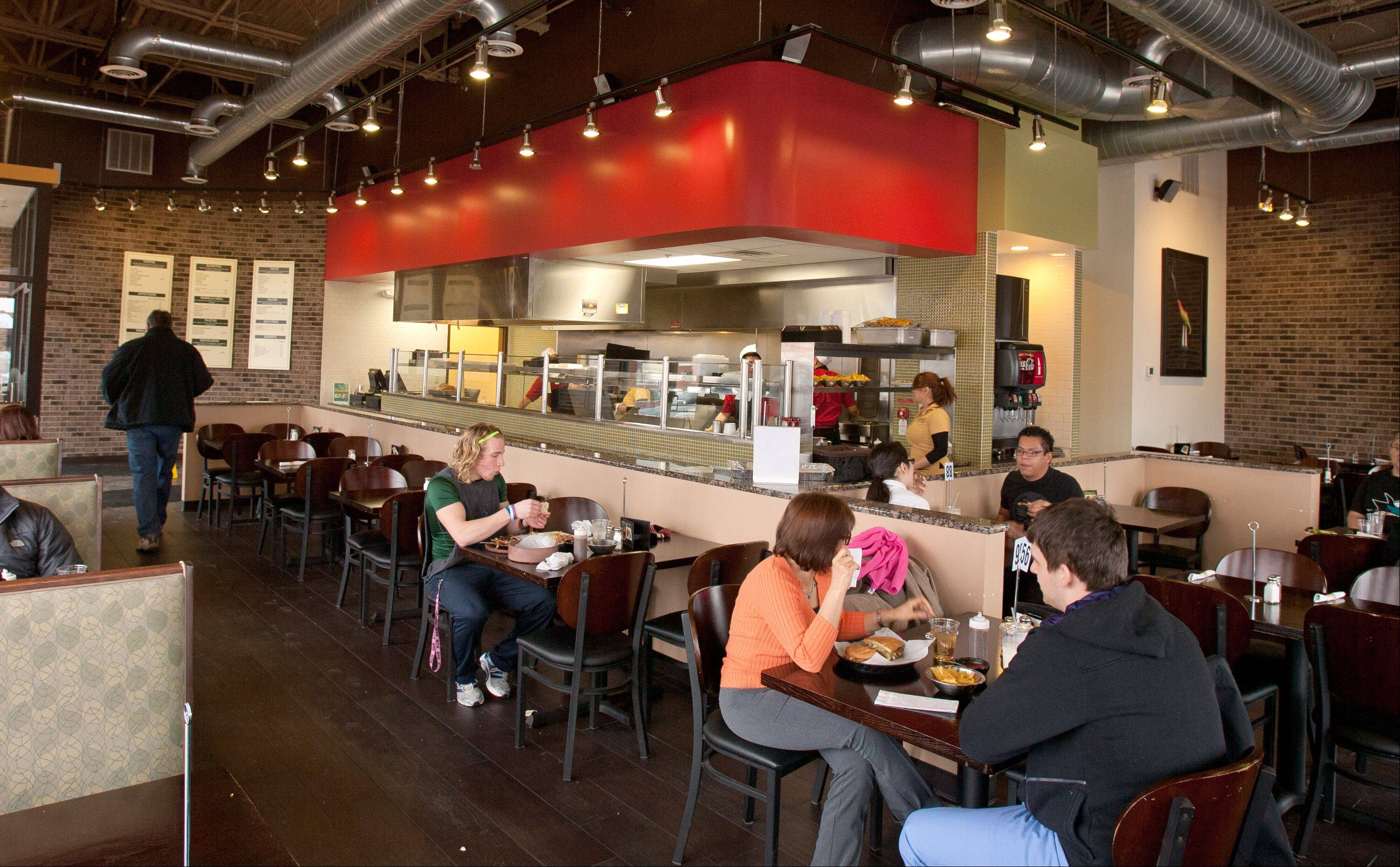 Burrito Parrilla Mexicana offers an inviting spot for enjoying fast-casual Mexican favorites and specialties.