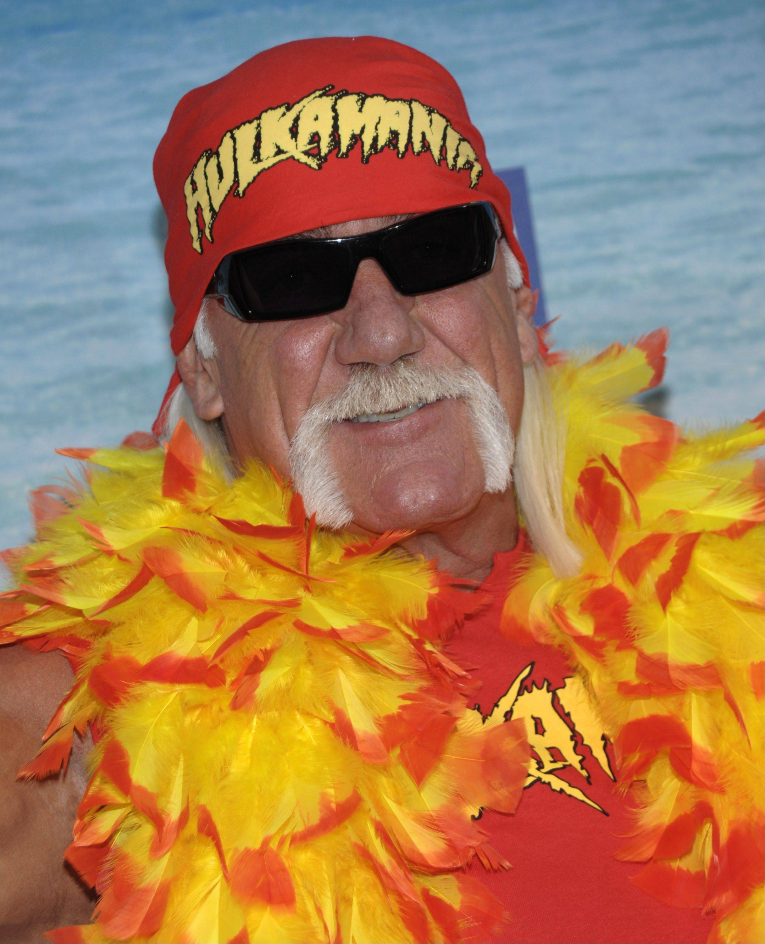 "See Hulk Hogan as host of Spike's ""Impact Wrestling,"" taping at the Sears Centre Arena in Hoffman Estates."