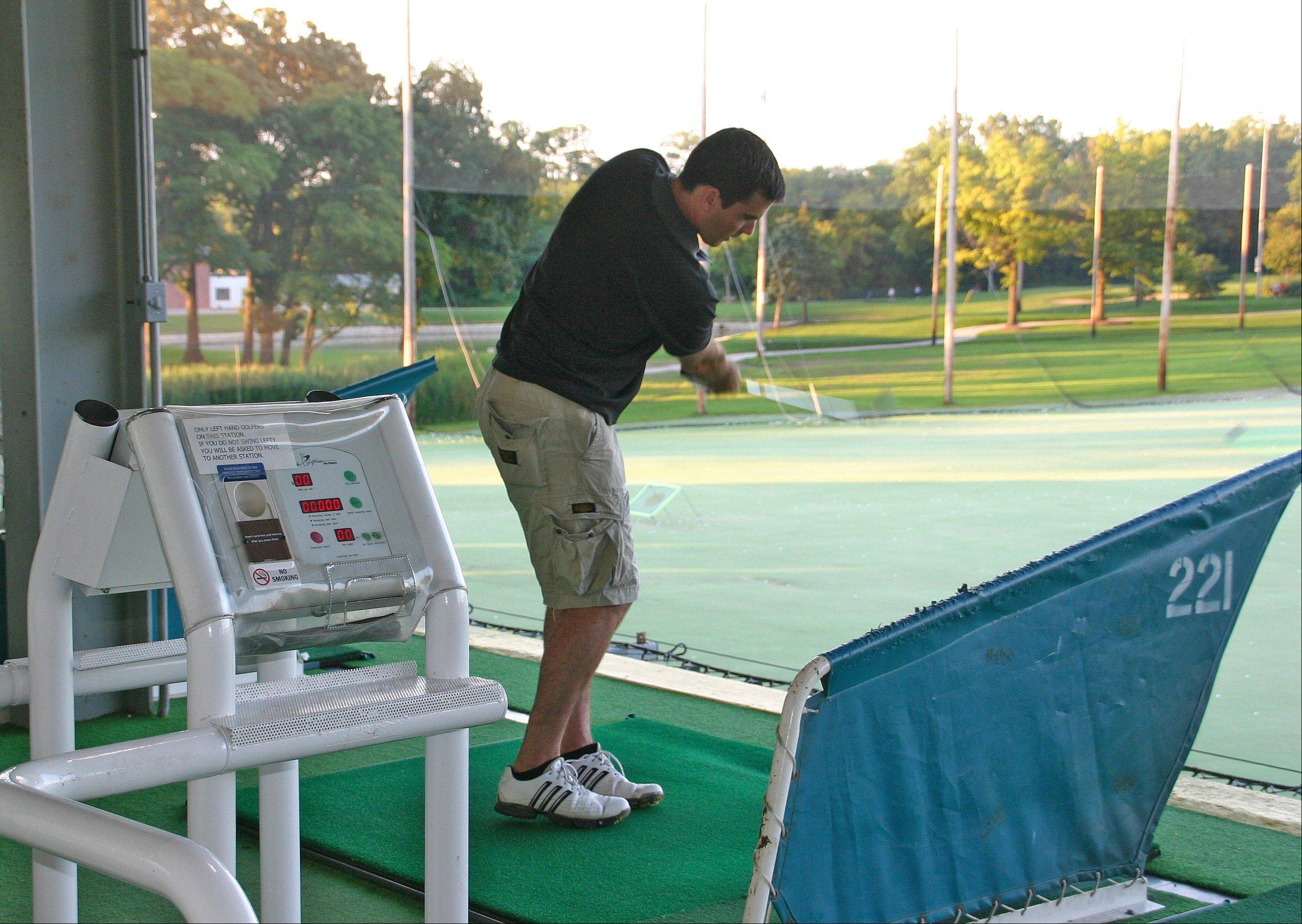 Golf Range Association of America has named Golf Center Des Plaines one of the top 50 golf ranges in America.