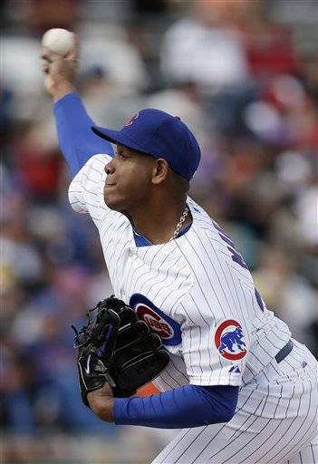 Carlos Marmol is the Cubs' closer until he isn't. There's no other way to put it until and unless the Cubs trade their up-and-down reliever. Marmol made big improvements in the second half of last year, when he started relying more on his fastball.