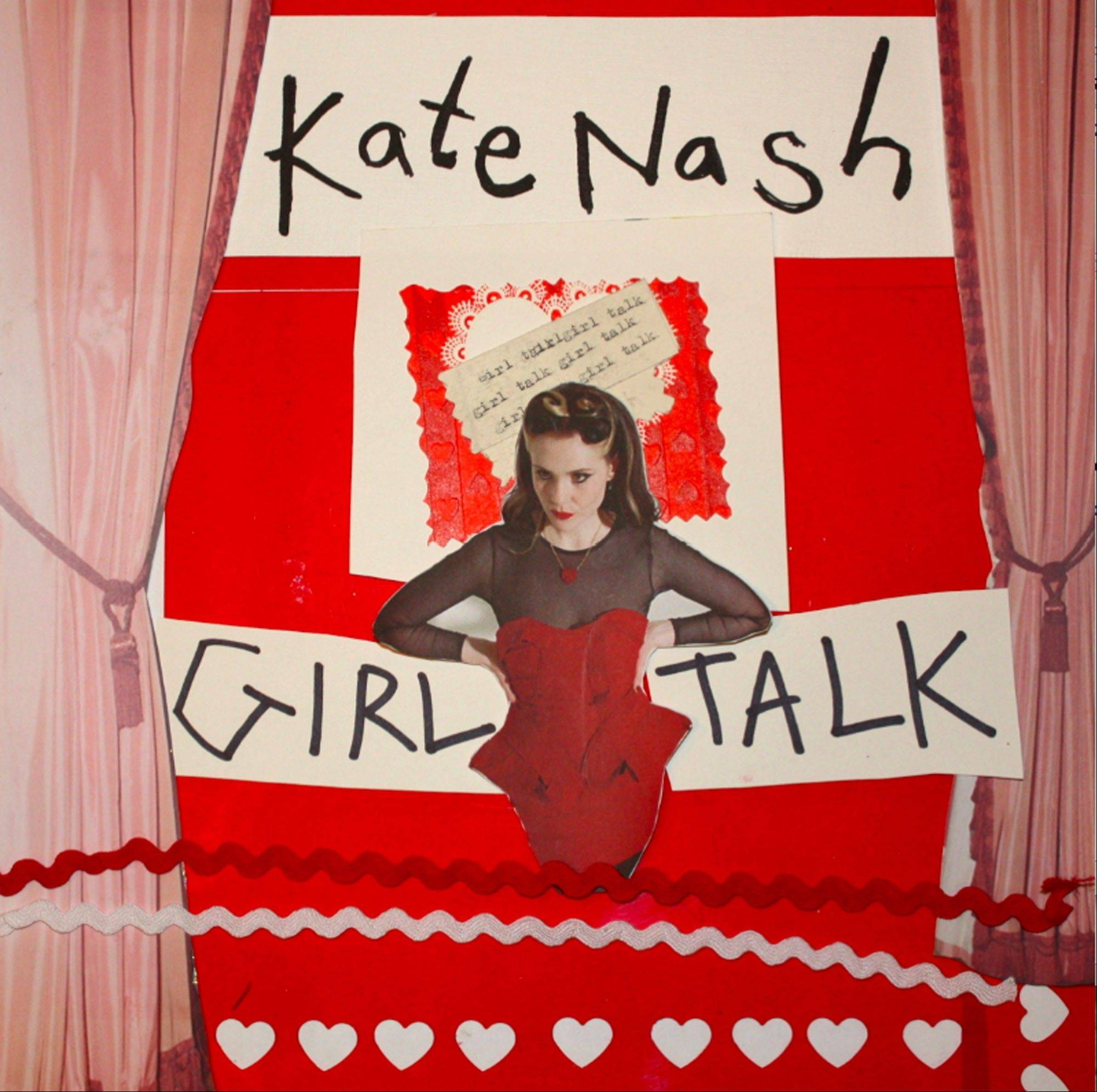 "Kate Nash, ""Girl Talk"""